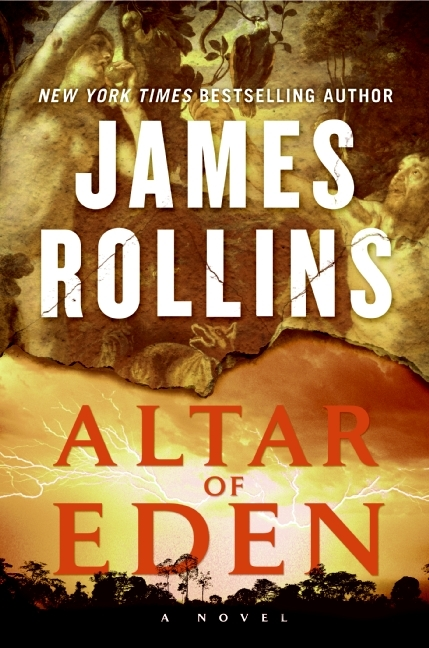 Altar of Eden A Novel
