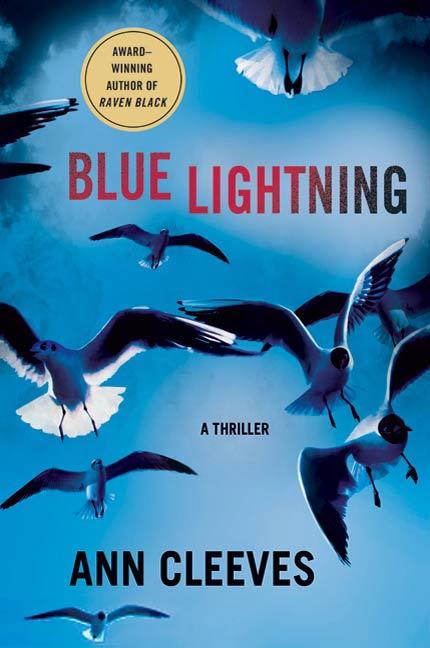 Blue Lightning A Thriller