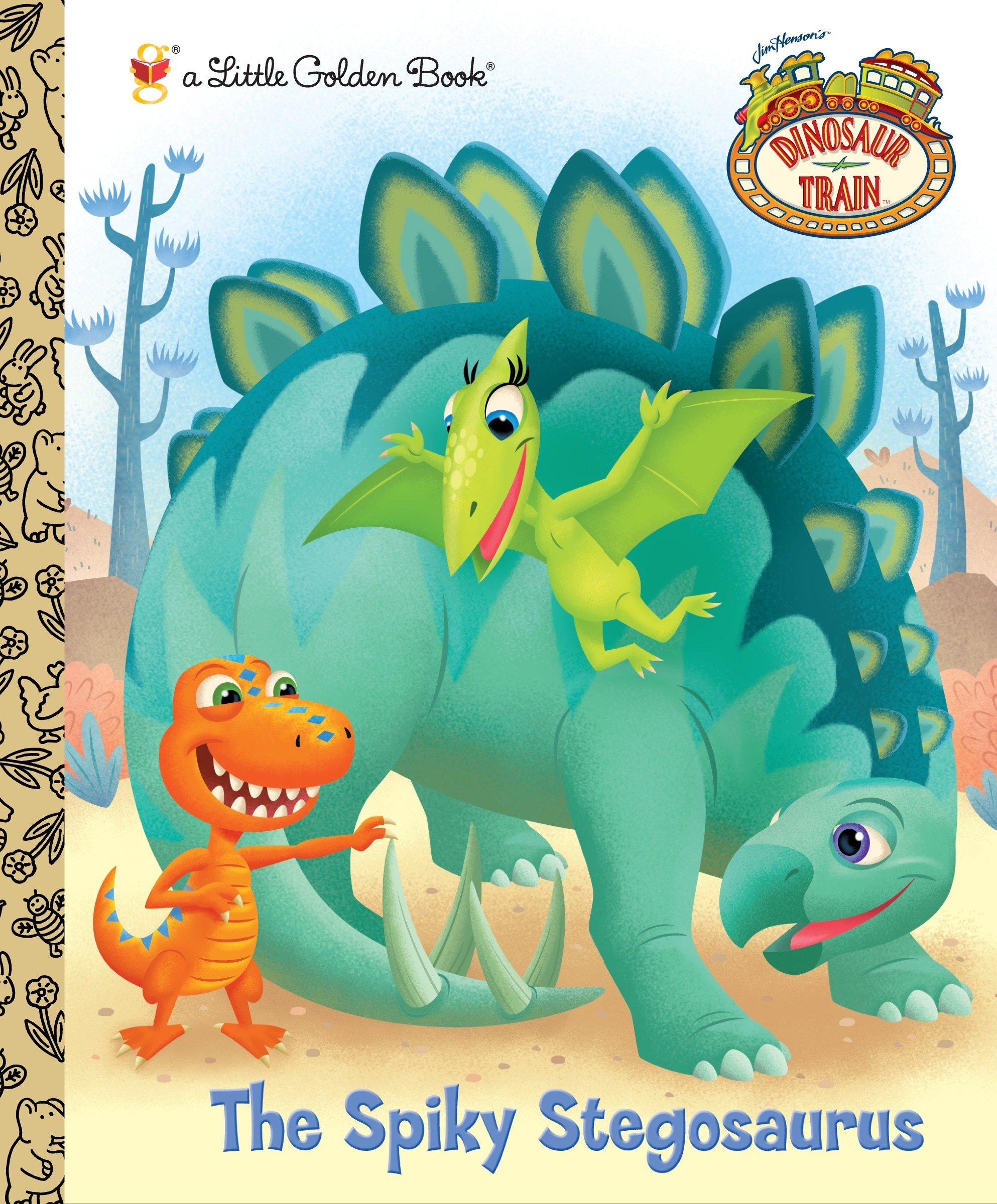 The Spiky Stegosaurus (Dinosaur Train)