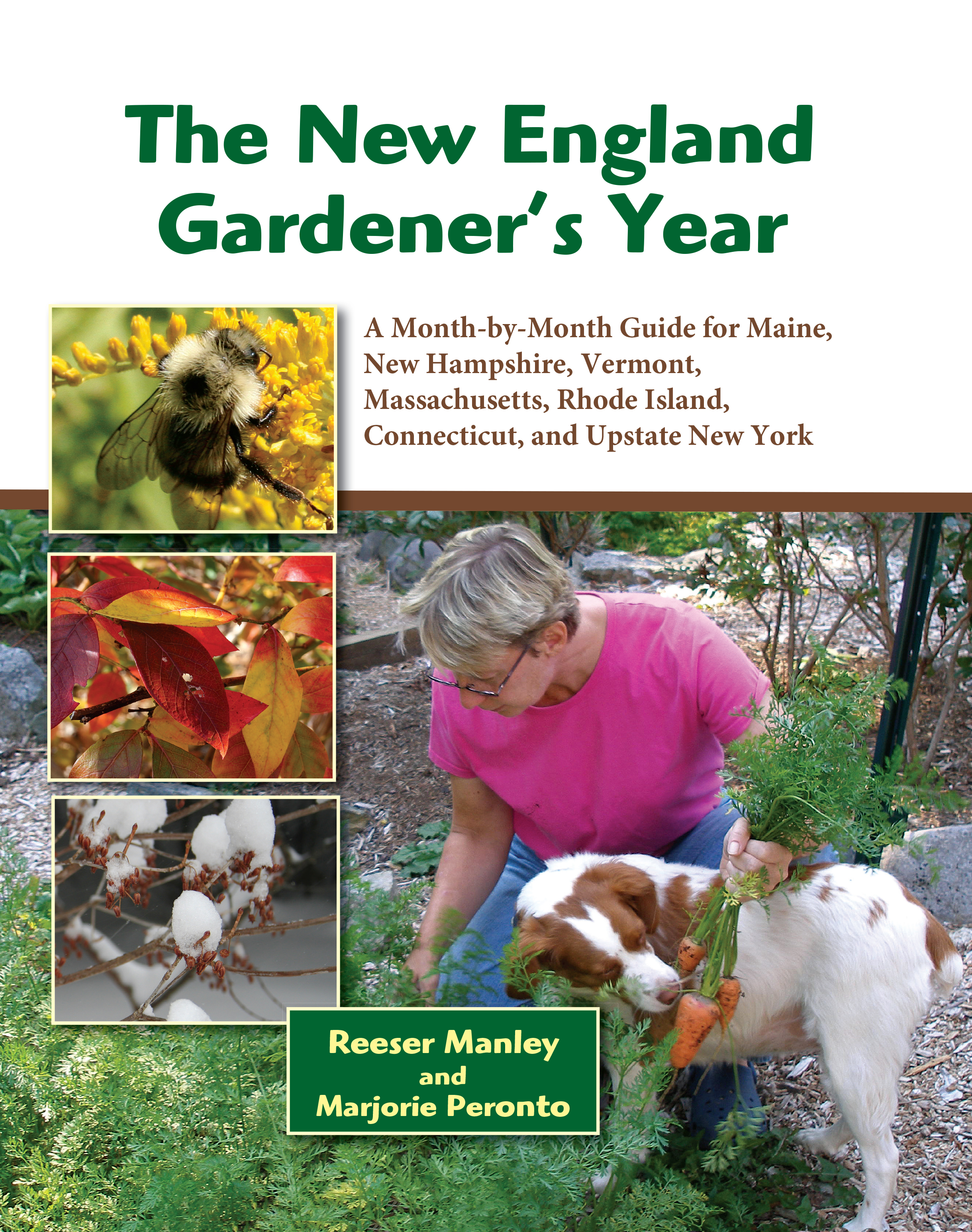 New England Gardener's Year A Month-by-Month Guide for Maine, New Hampshire, Vermont, Massachusetts, Rhode Island, Connecticut, and Upstate New York