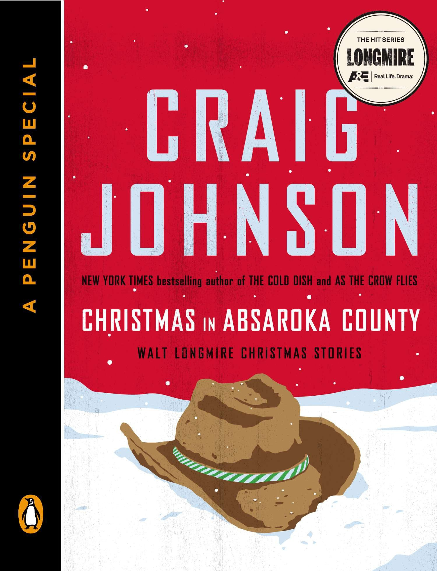 Christmas in Absaroka County Walt Longmire Christmas Stories (A Penguin Special)