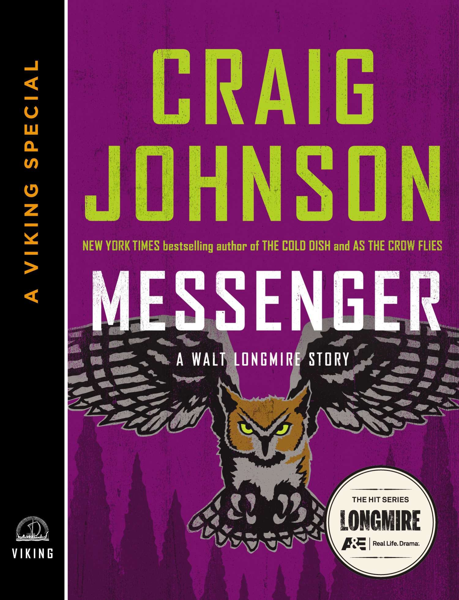 Messenger A Walt Longmire Story (A Penguin Special from Viking)