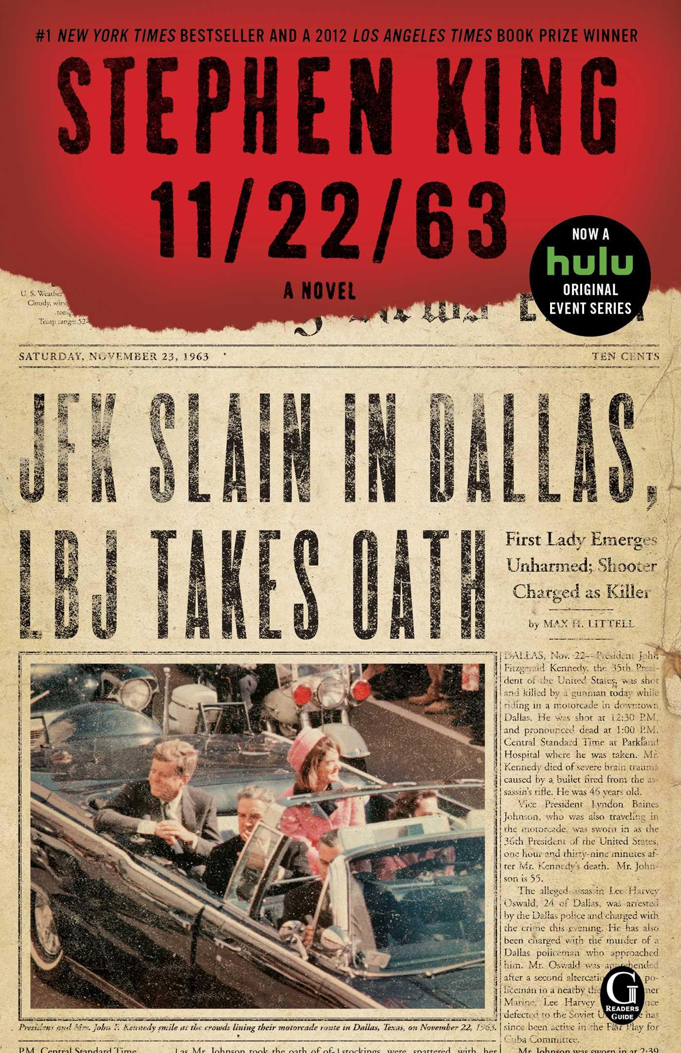 11/22/63 A Novel