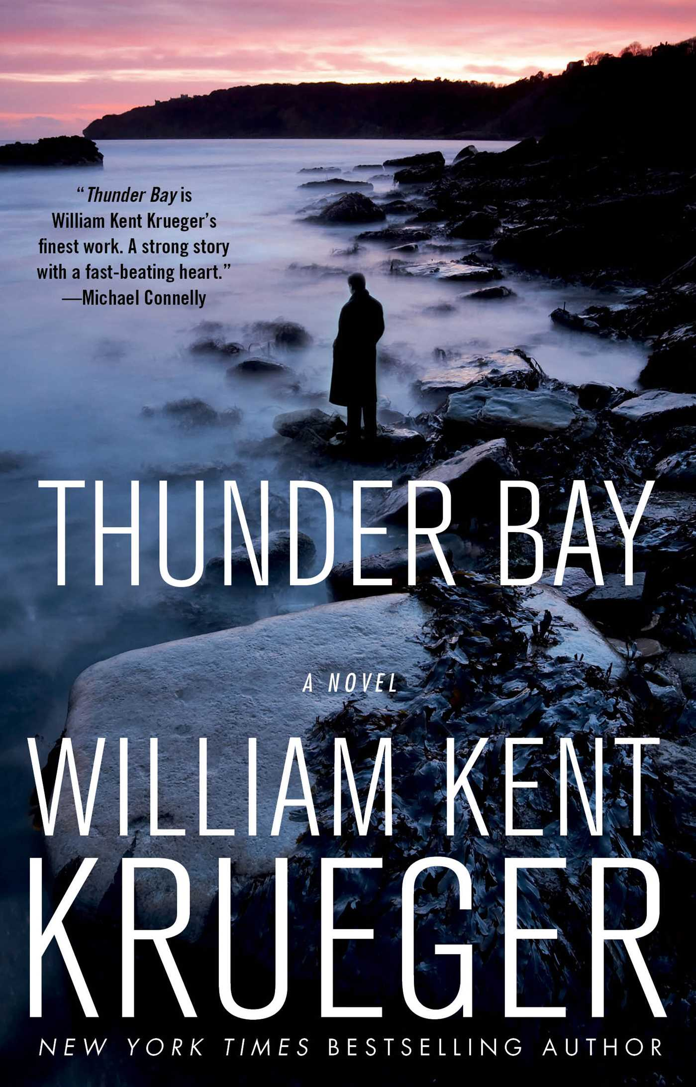 Cover image for Thunder Bay [electronic resource] : A Cork O'Connor Mystery