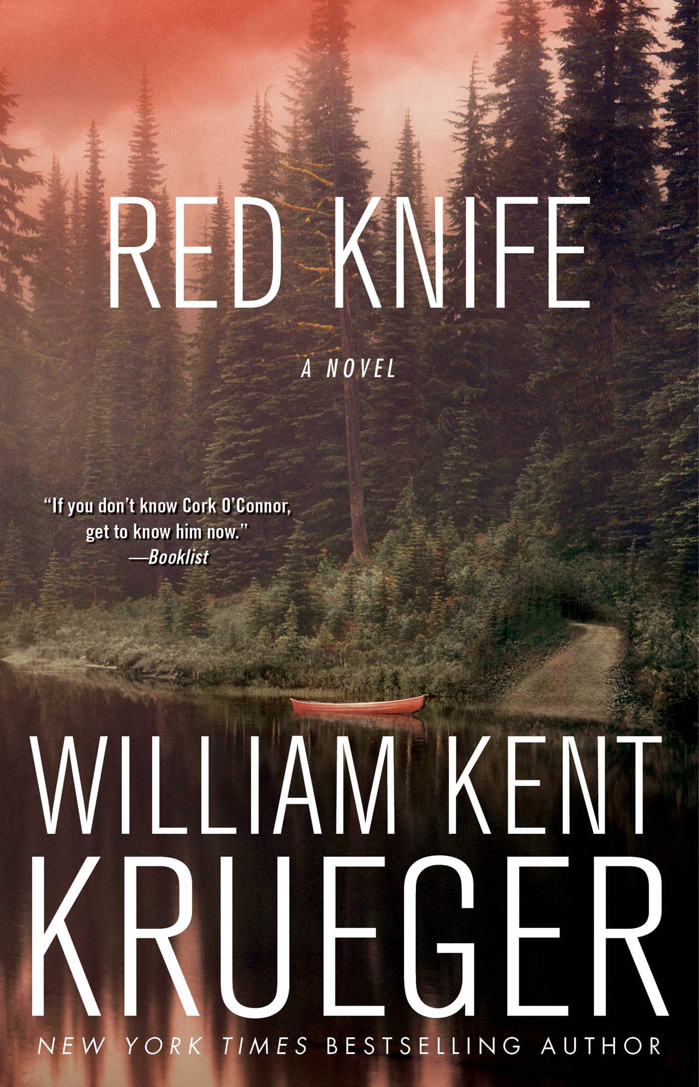 Cover image for Red Knife [electronic resource] : A Cork O'Connor Mystery