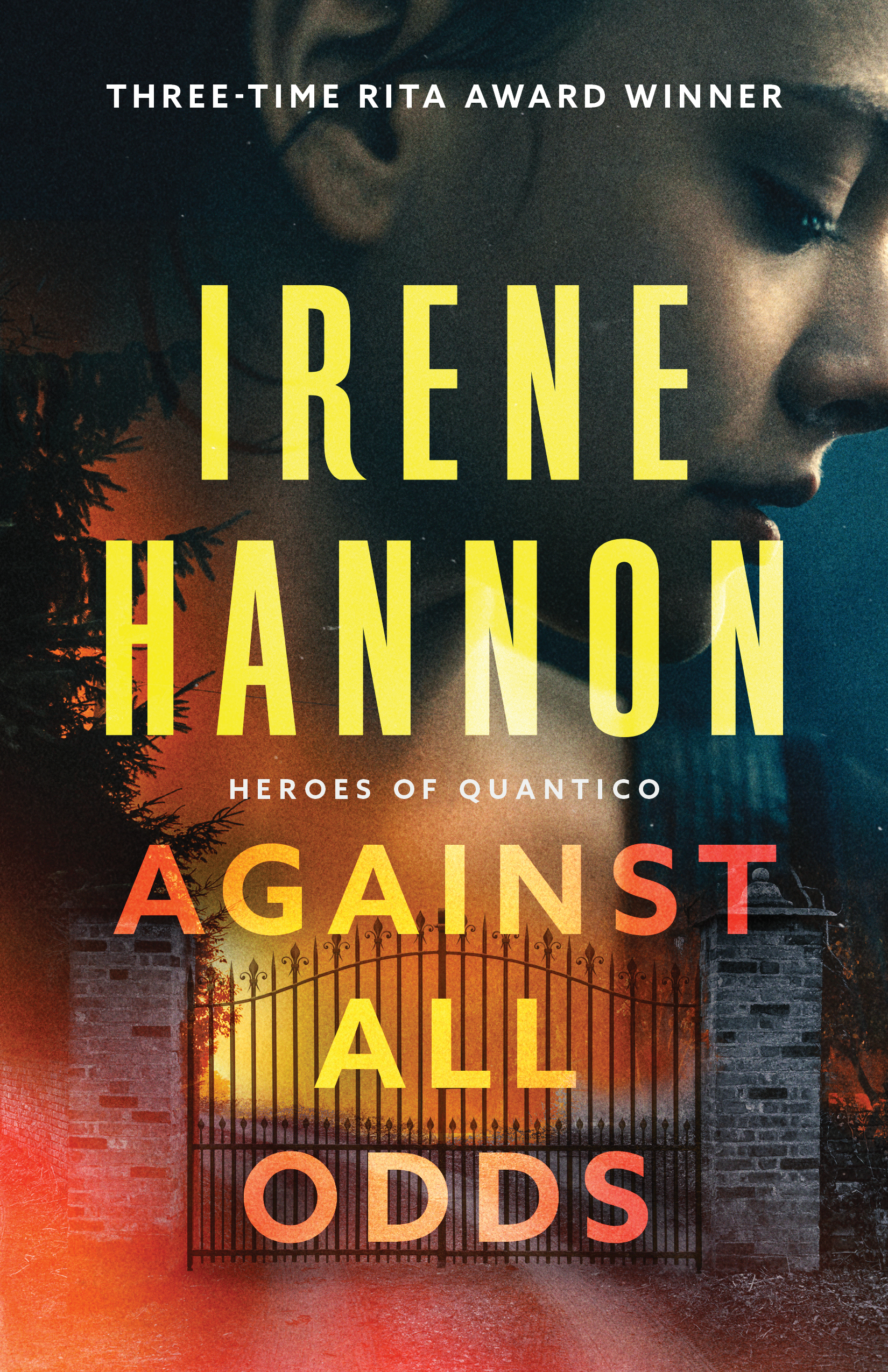 Against All Odds (Heroes of Quantico Book #1) A Novel