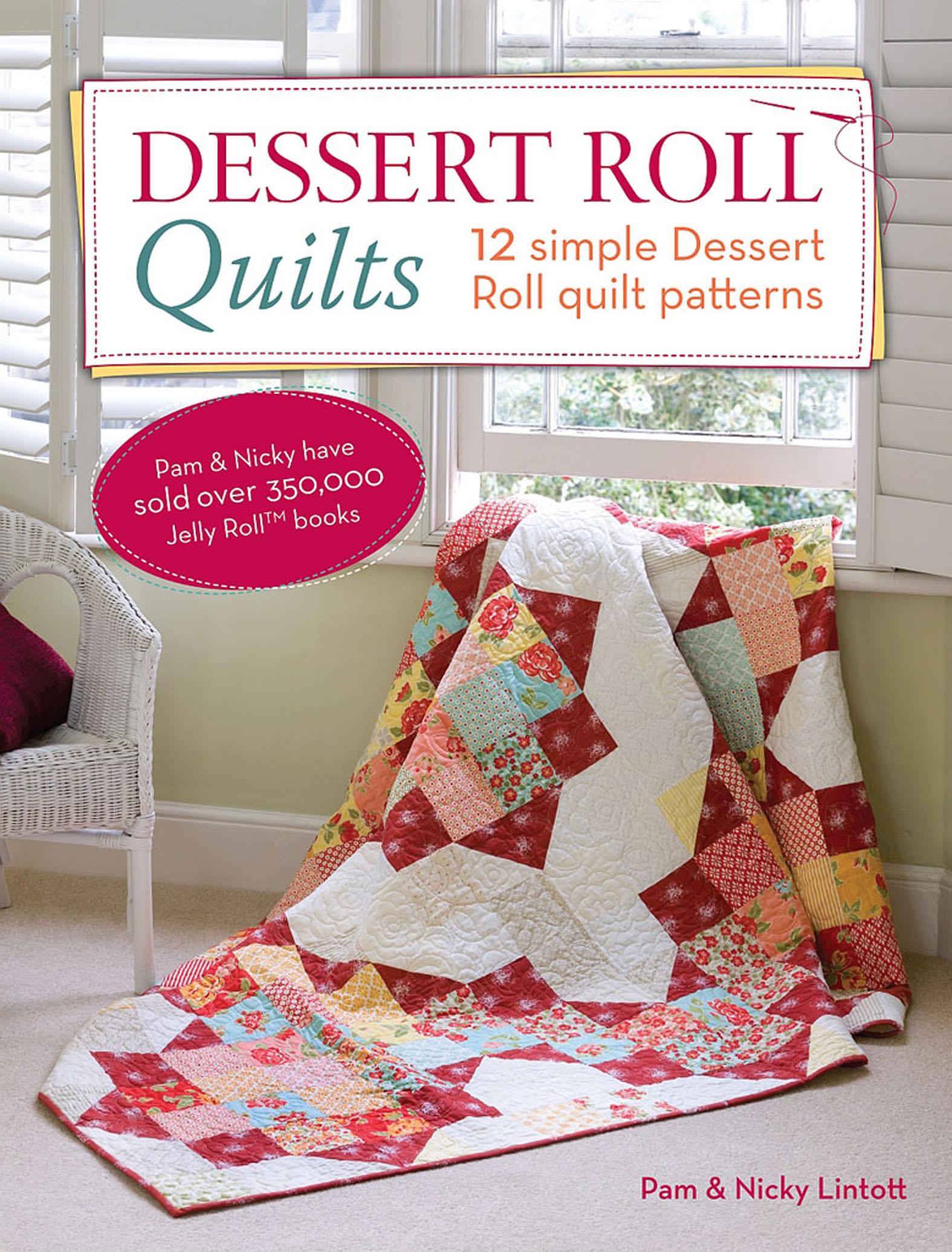 Dessert Roll Quilts 12 Simple Dessert Roll Quilt Patterns
