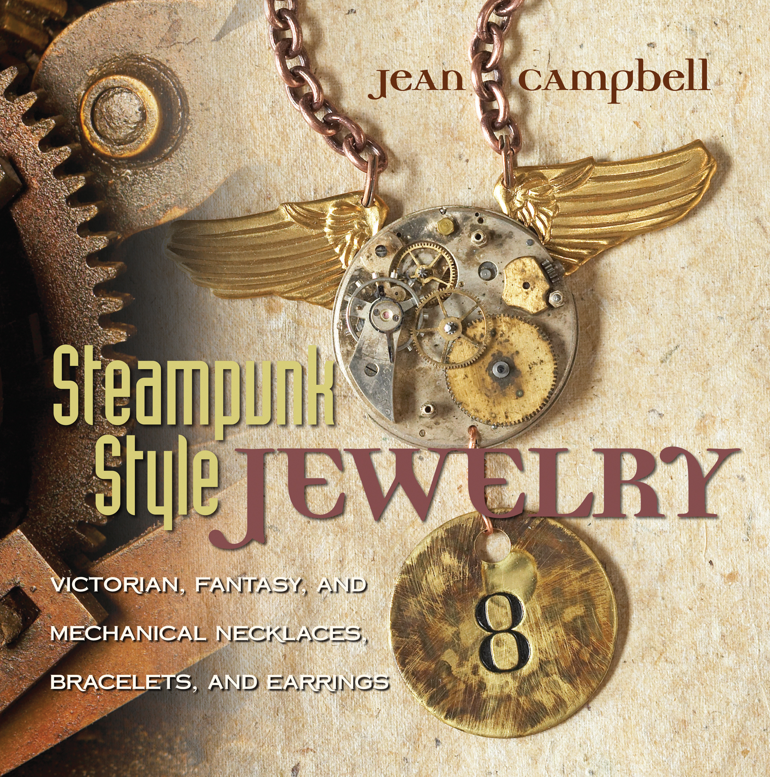 Steampunk Style Jewelry Victorian, Fantasy, and Mechanical Necklaces, Bracelets, and Earrings
