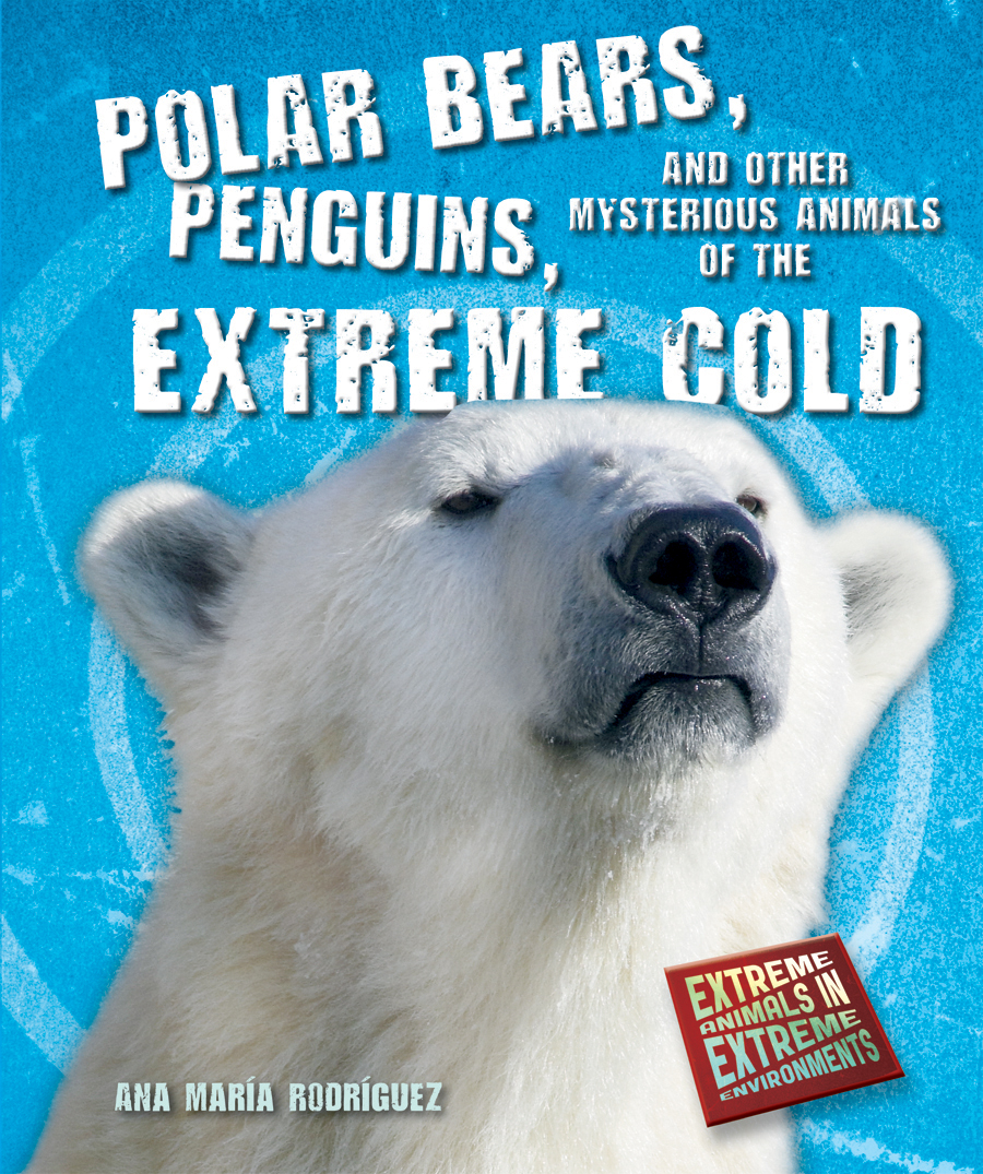 Cover image for Polar Bears, Penguins, and Other Mysterious Animals of the Extreme Cold [electronic resource] :