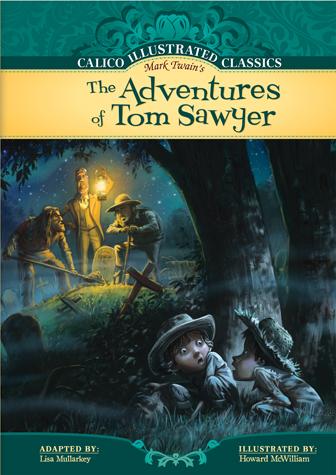 Adventures of Tom Sawyer eBook