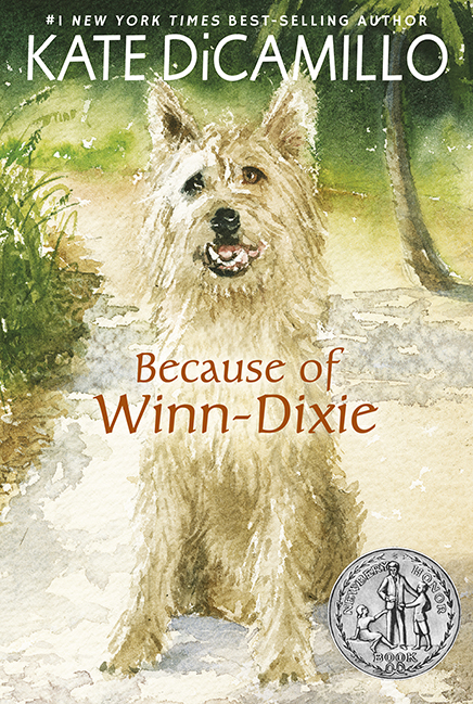 Because of Winn-Dixie [electronic resource]