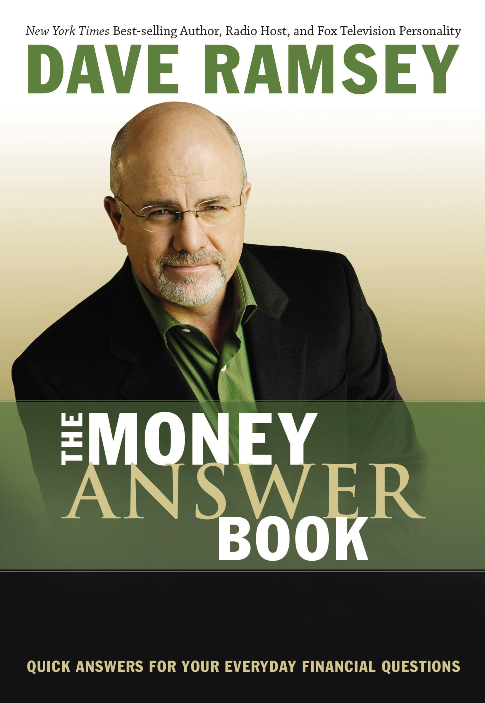 The money answer book : quick answers to your everyday financial questions