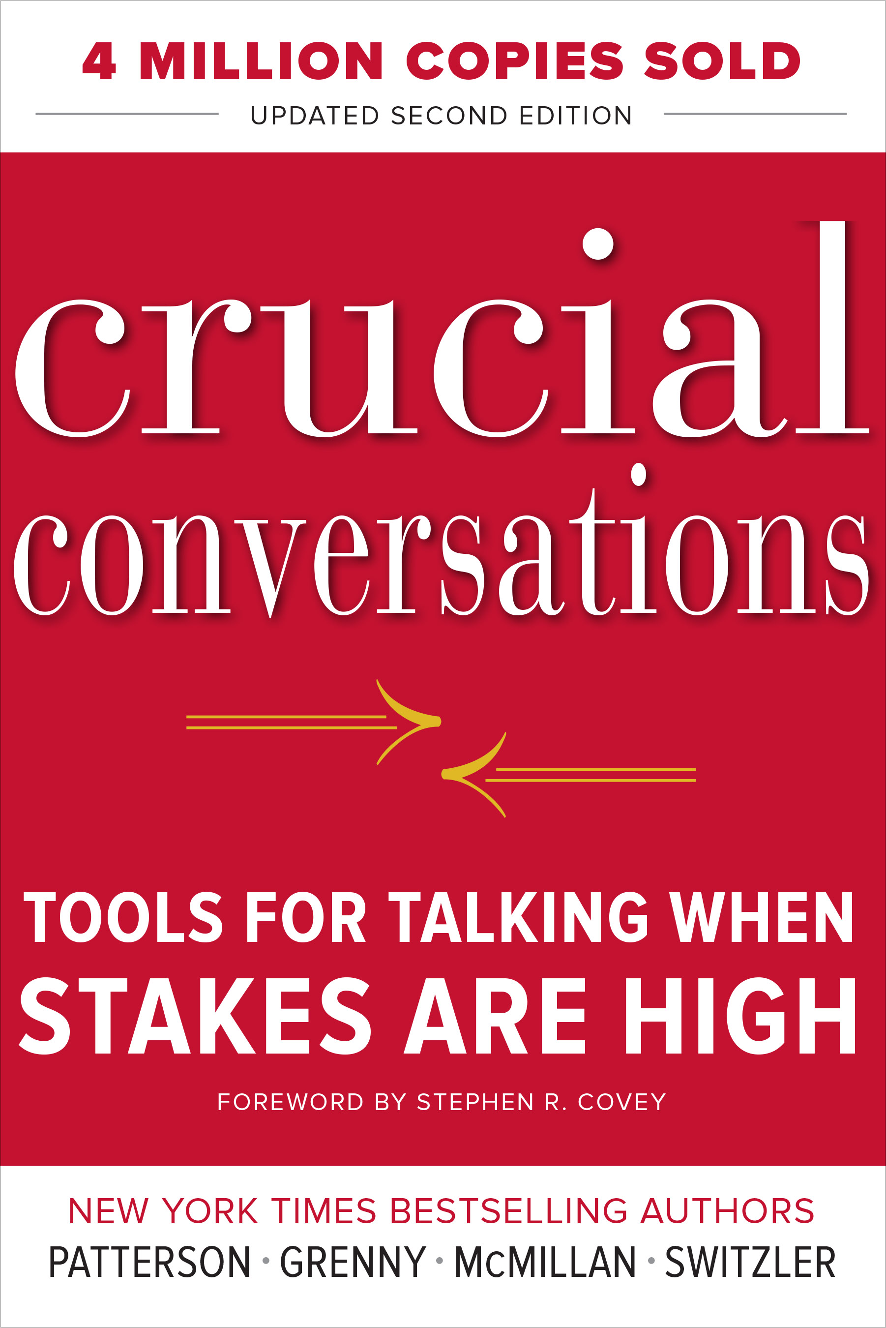Crucial Conversations Tools for Talking When Stakes Are High, Second Edition [electronic resource]