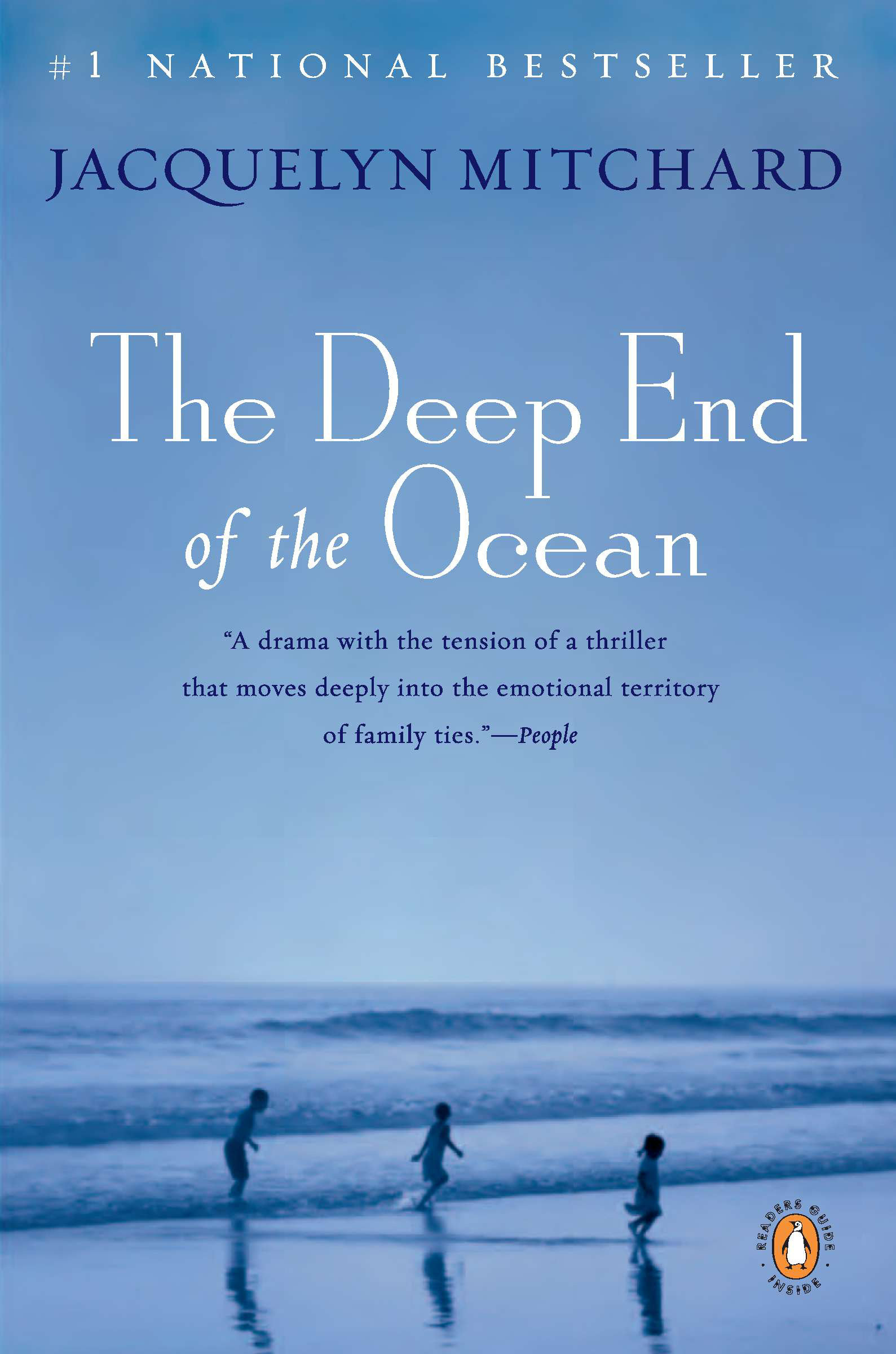 Cover image for The Deep End of the Ocean [electronic resource] :