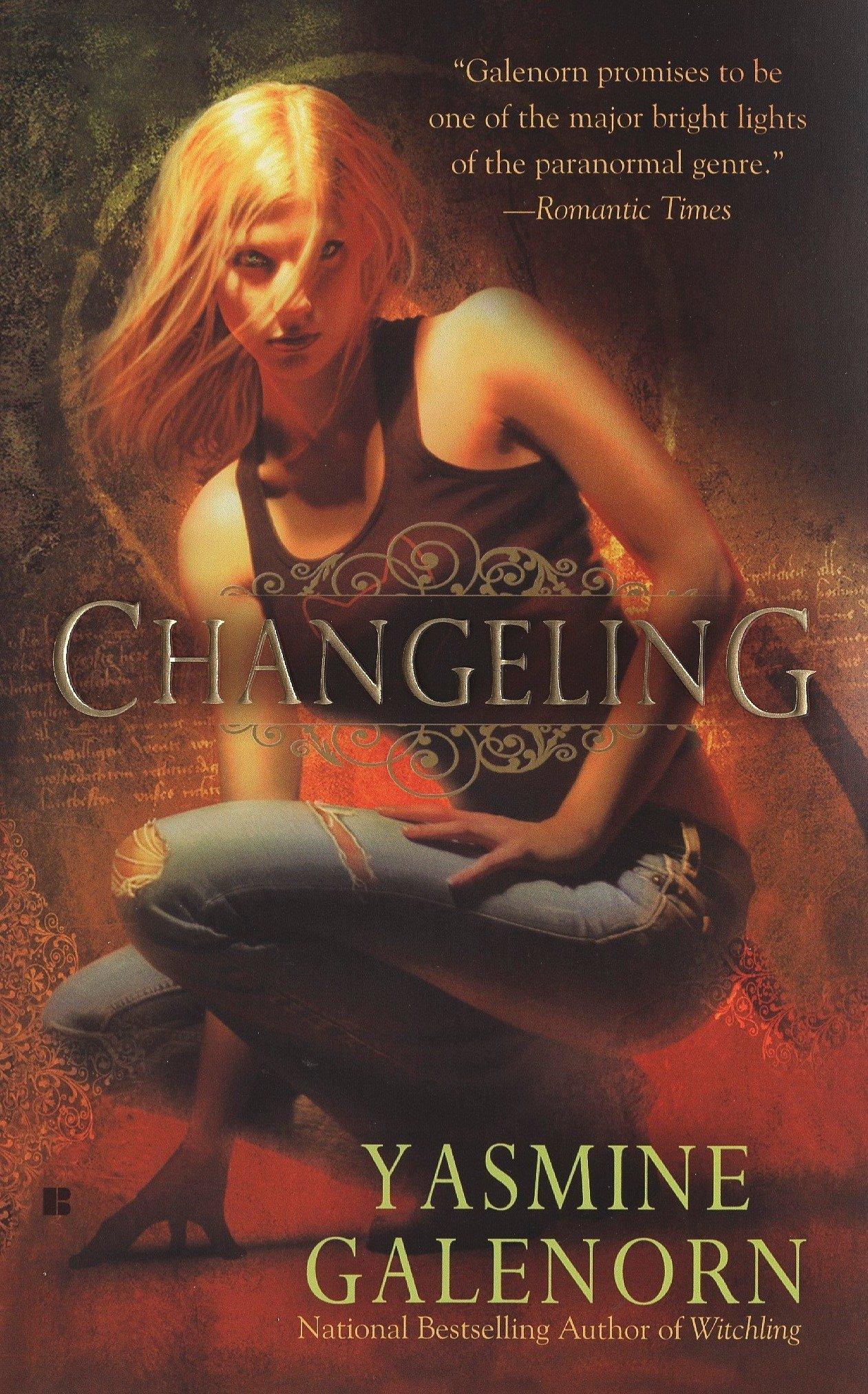 Changeling An Otherworld Novel