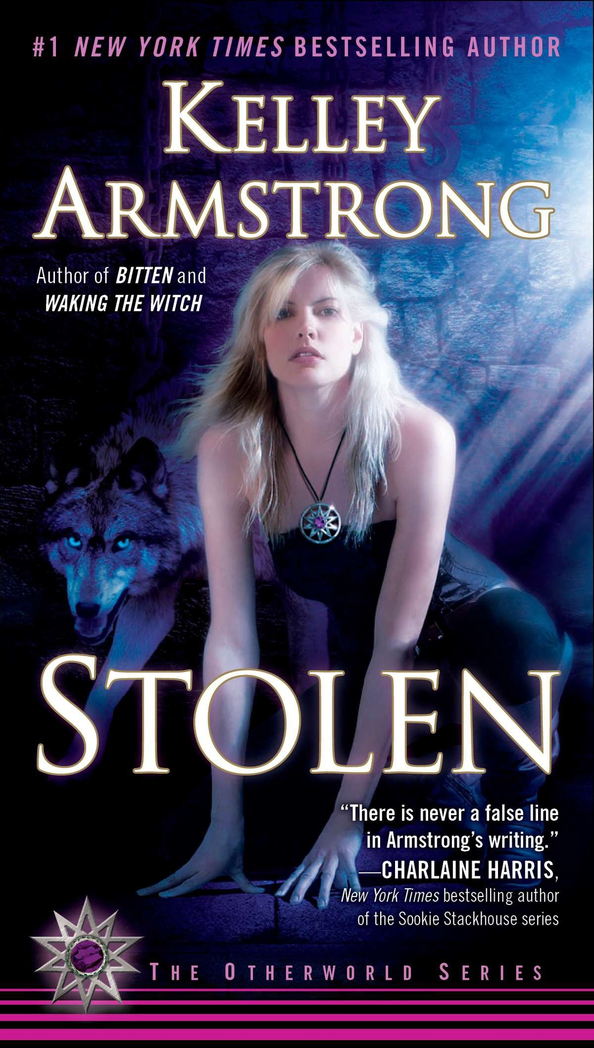 Cover image for Stolen [electronic resource] :