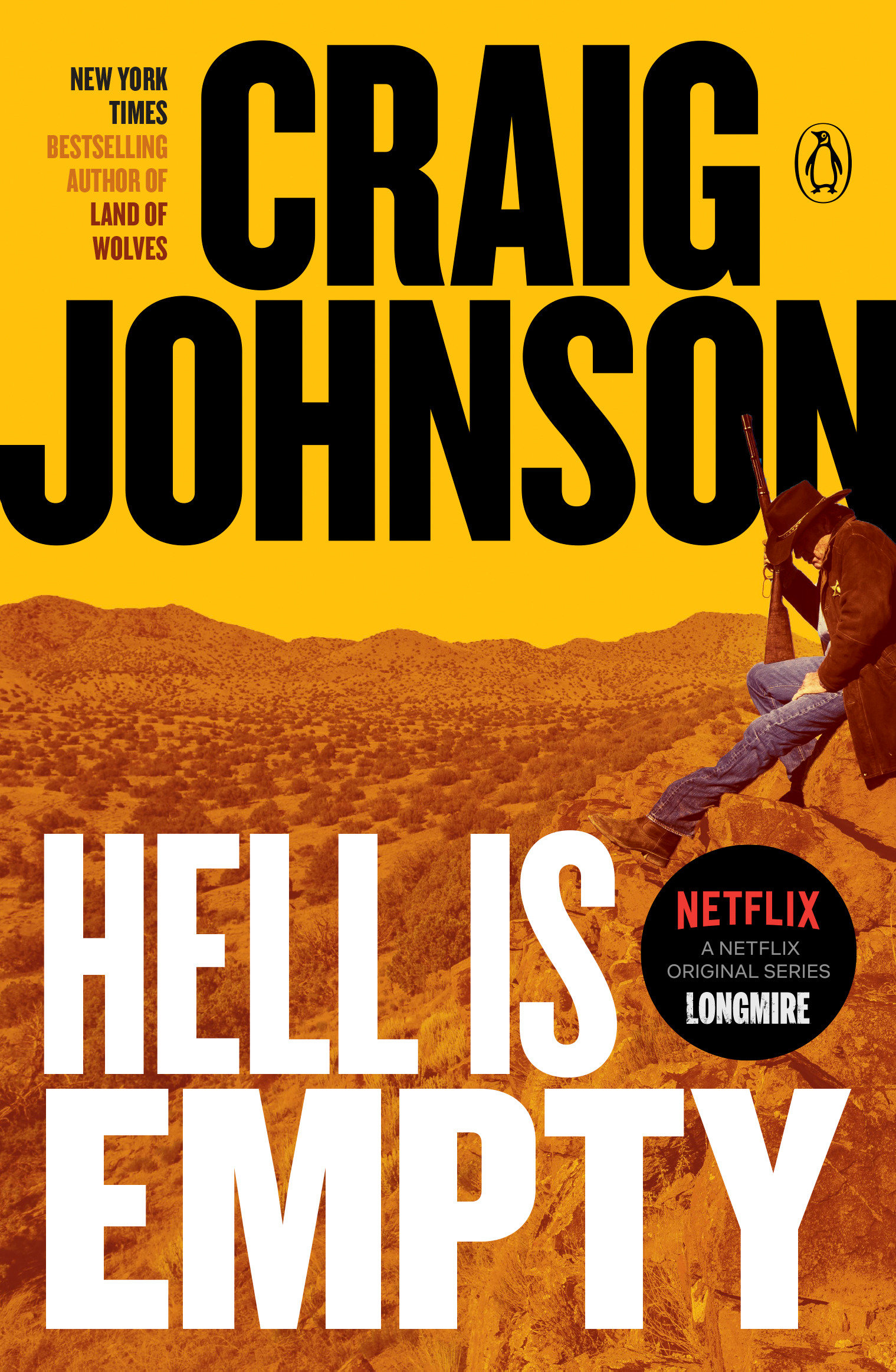 Hell Is Empty A Longmire Mystery