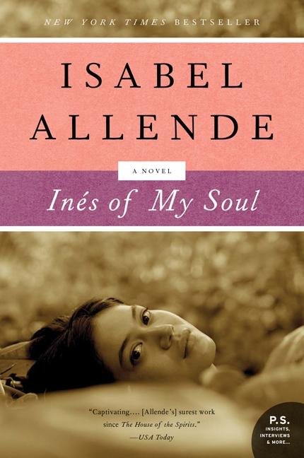 Inés of my soul [eBook]