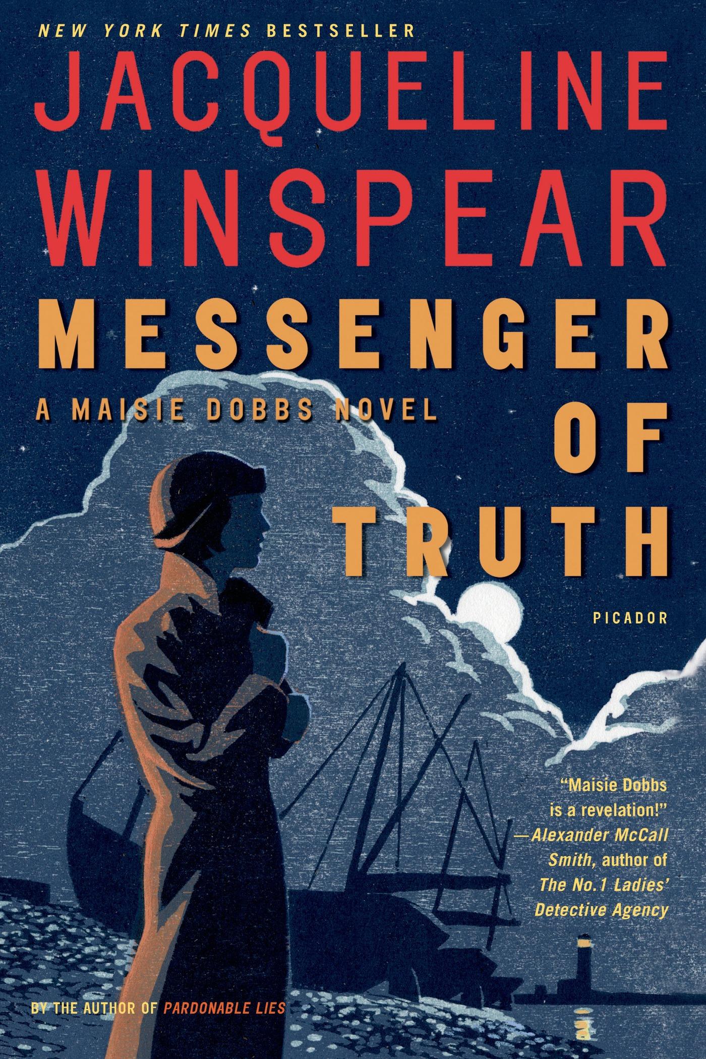 Messenger of truth a Maisie Dobbs novel