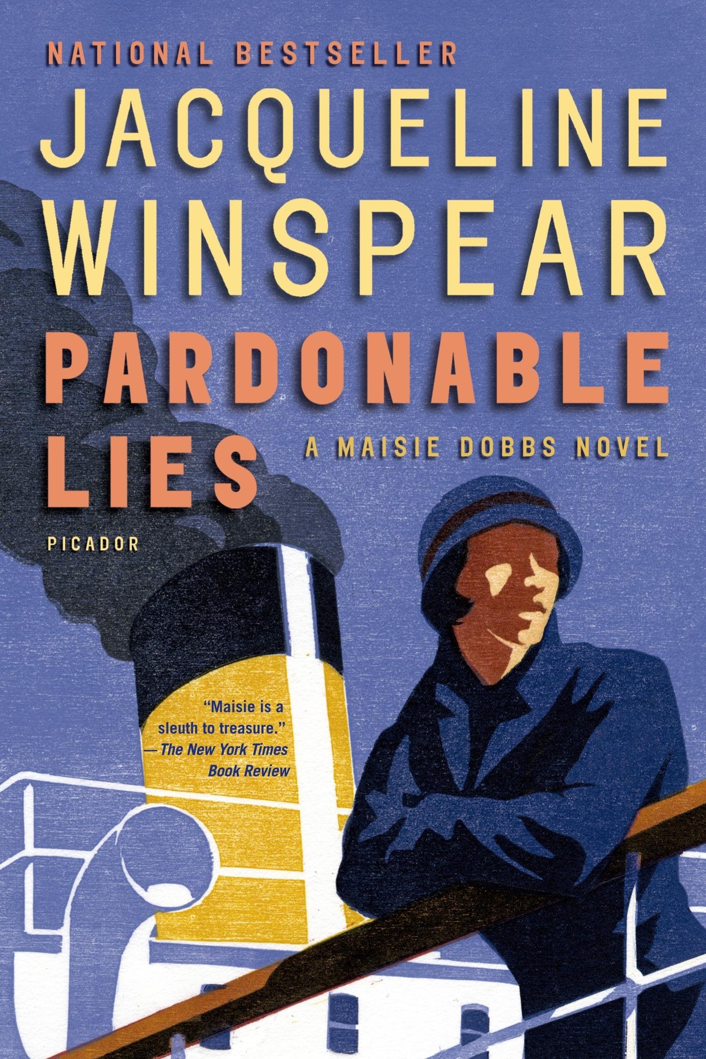Pardonable lies : a Maisie Dobbs novel