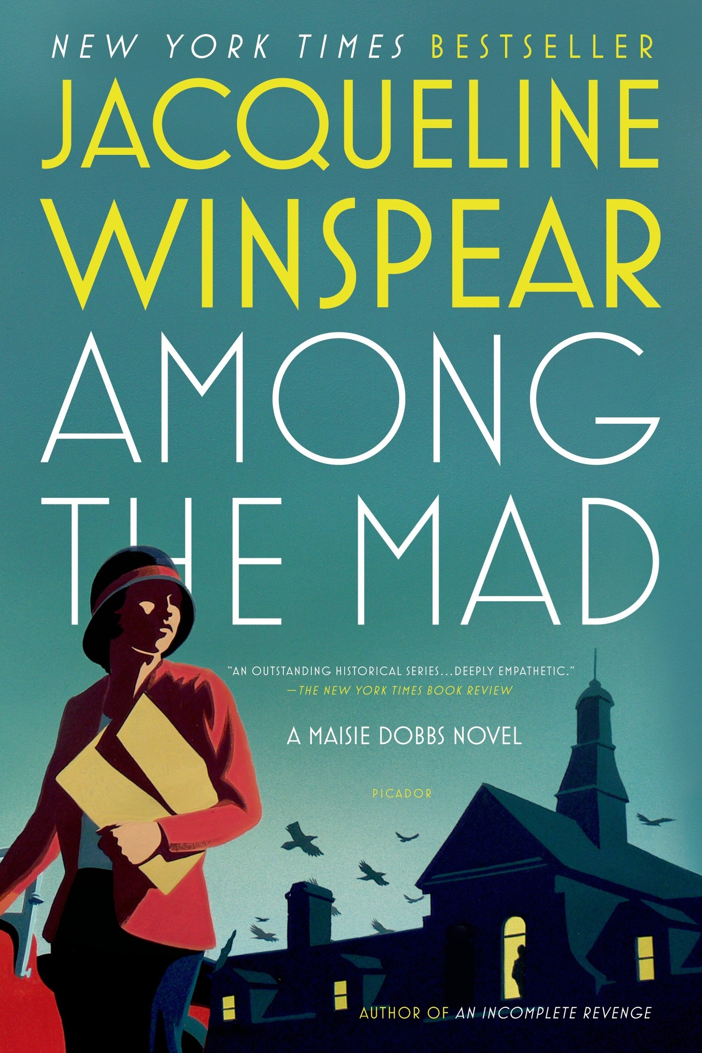Among the Mad A Maisie Dobbs Novel