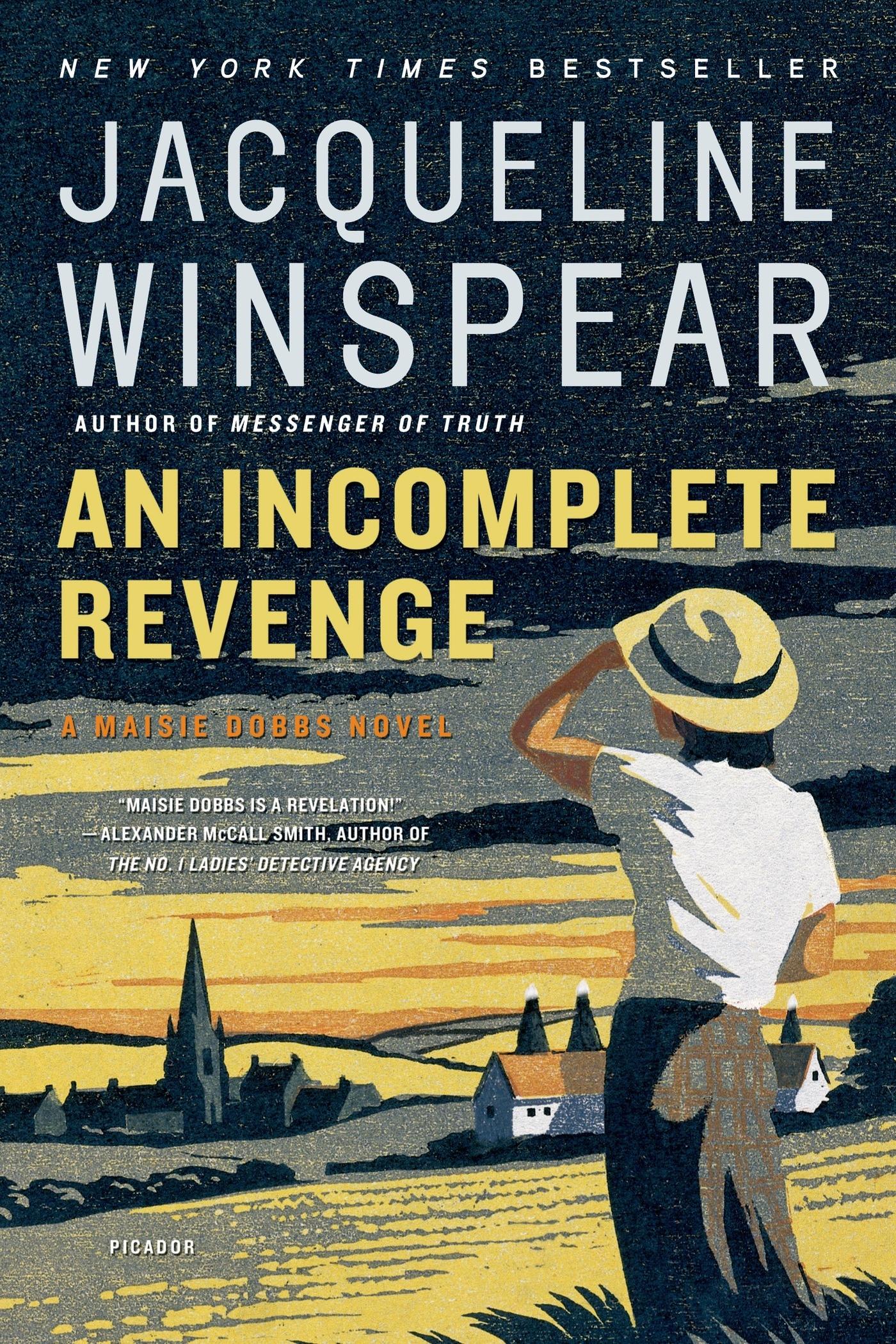 An incomplete revenge : a Maisie Dobbs novel
