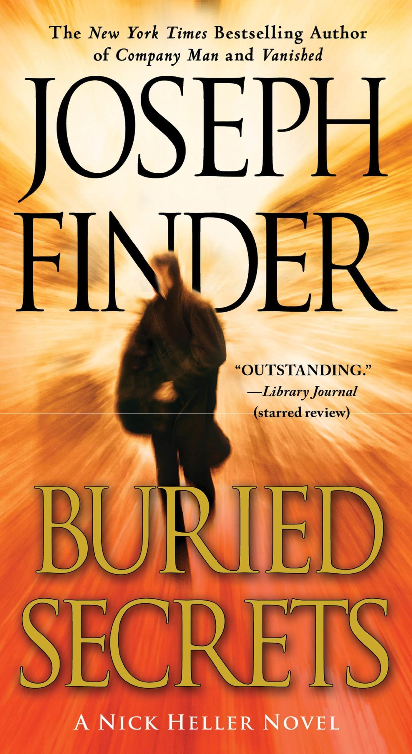 Buried Secrets A Nick Heller Novel