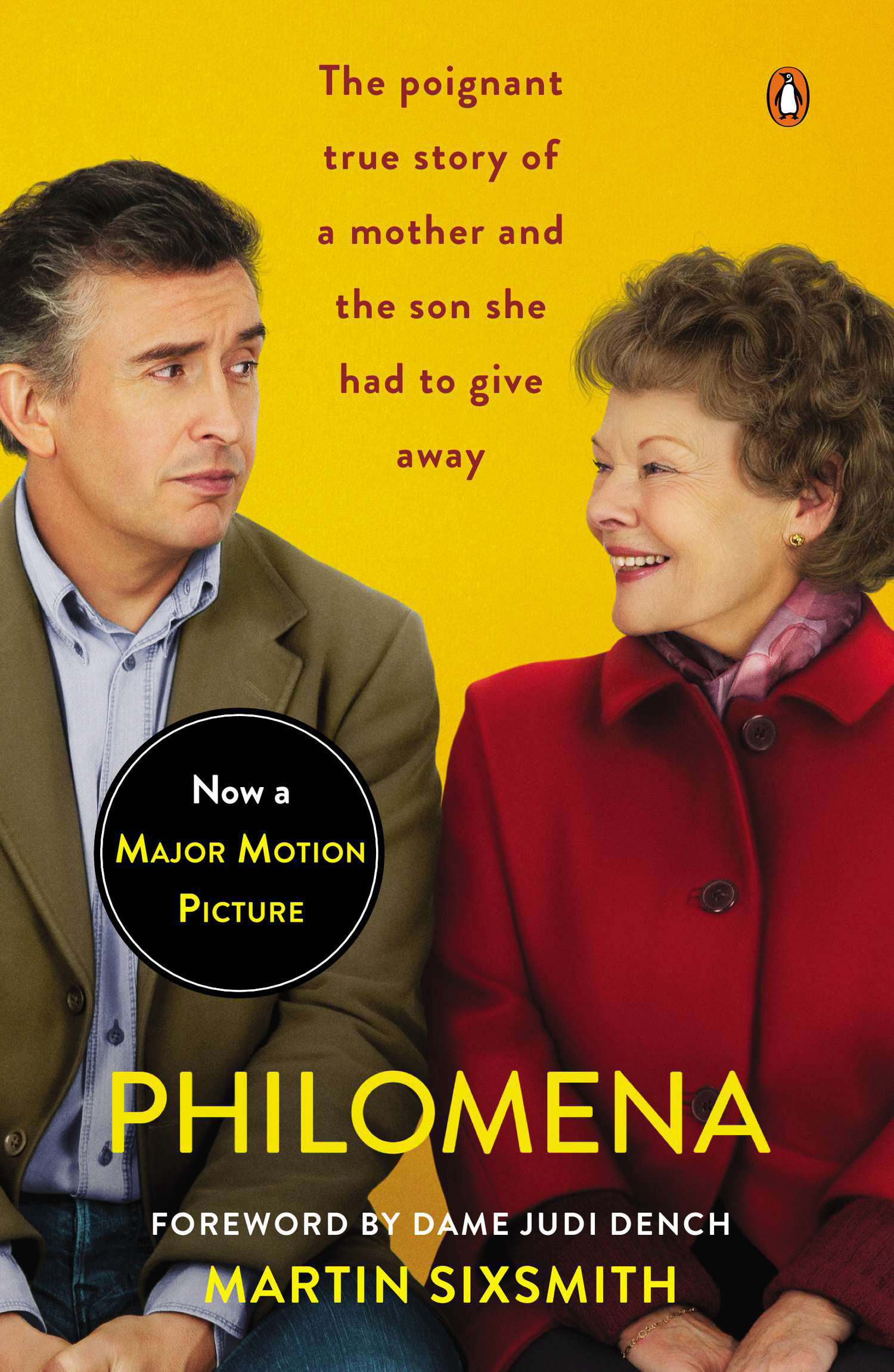 Philomena A Mother, Her Son, and a Fifty-Year Search (Movie Tie-in)