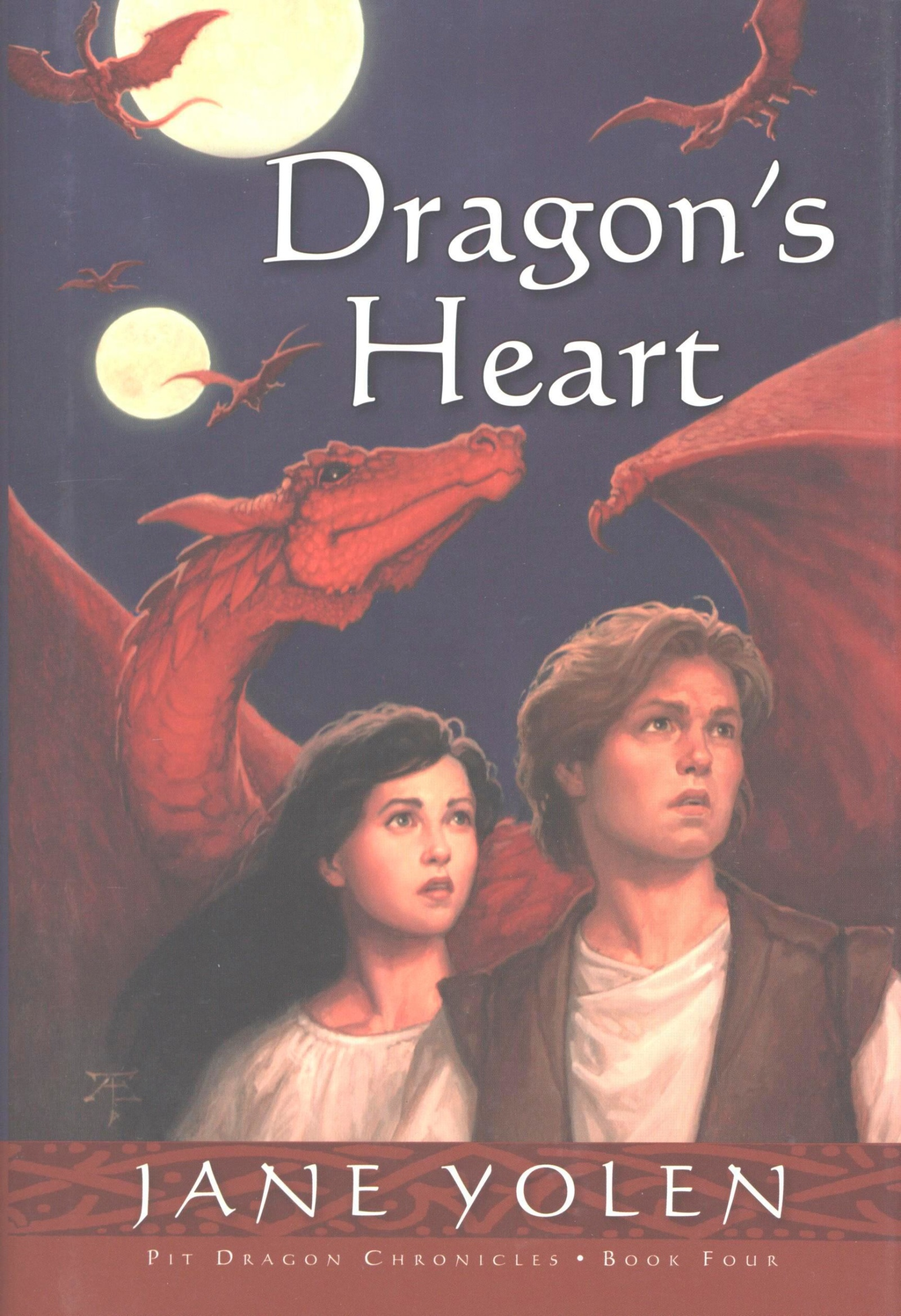 Cover image for Dragon's Heart [electronic resource] :