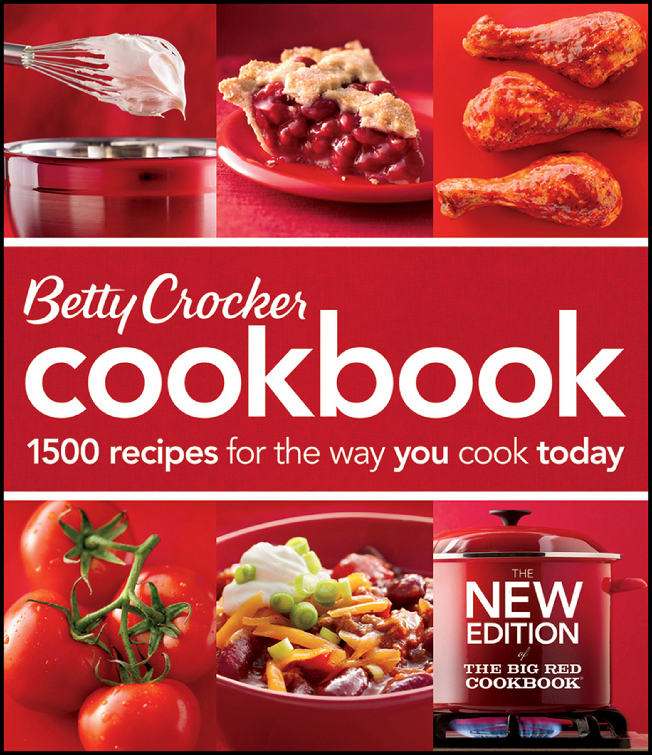 Betty Crocker Cookbook, 11th Edition 1500 Recipes for the Way You Cook Today