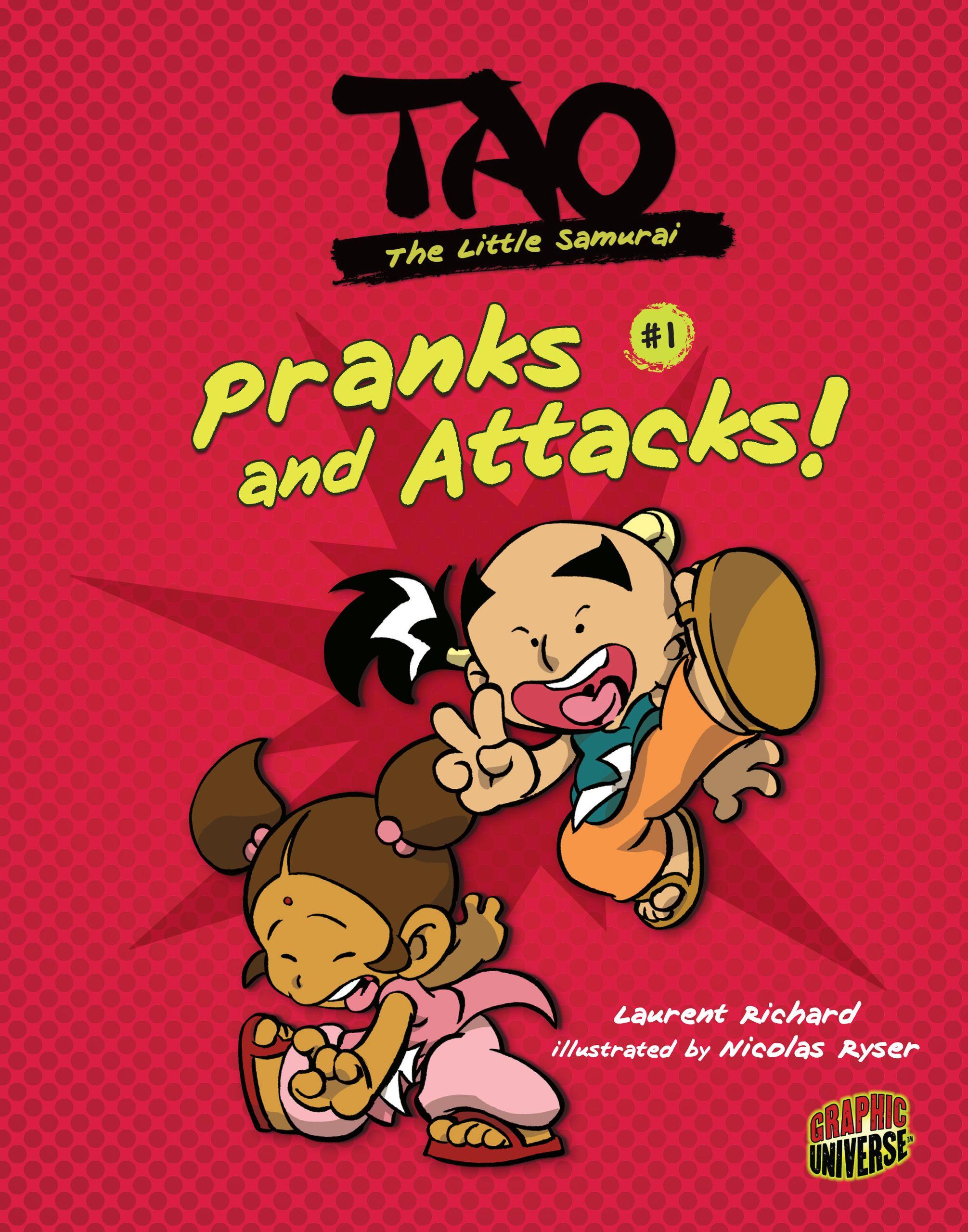 #1 Pranks and Attacks!