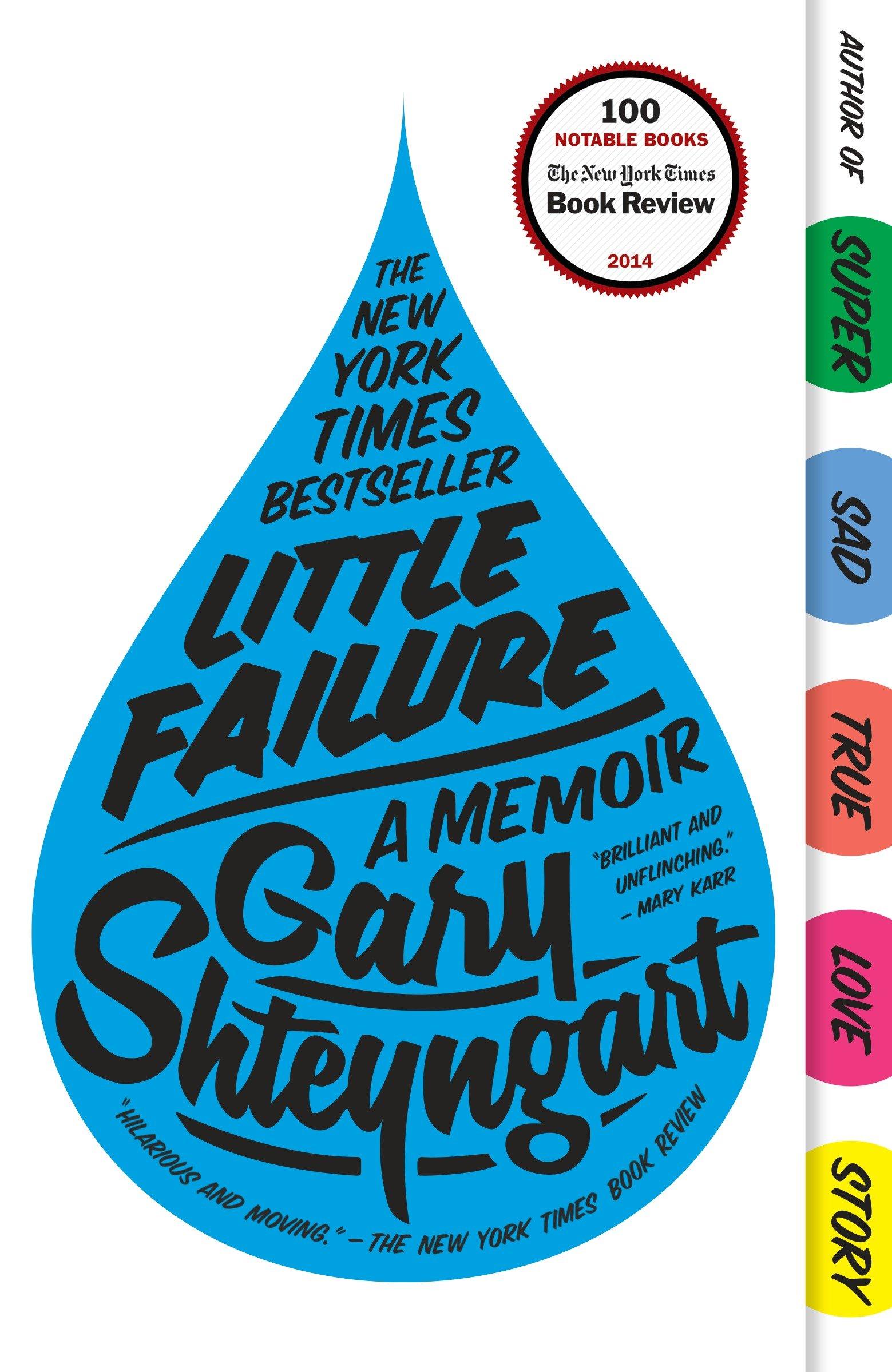 Little Failure A Memoir