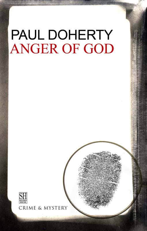 Anger of God: A Brother Athelstan Medieval Mystery
