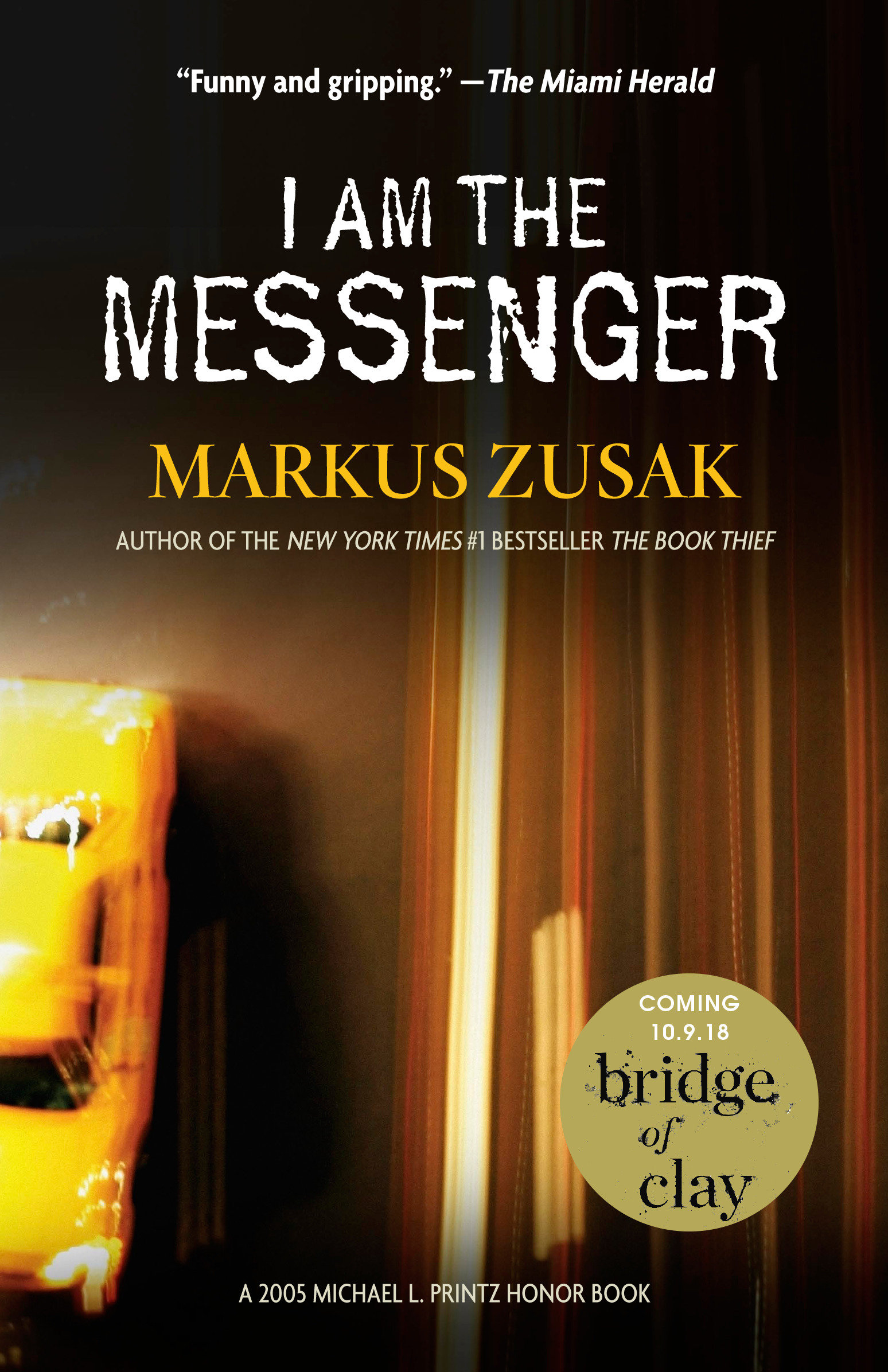 Cover image for I Am the Messenger [electronic resource] :