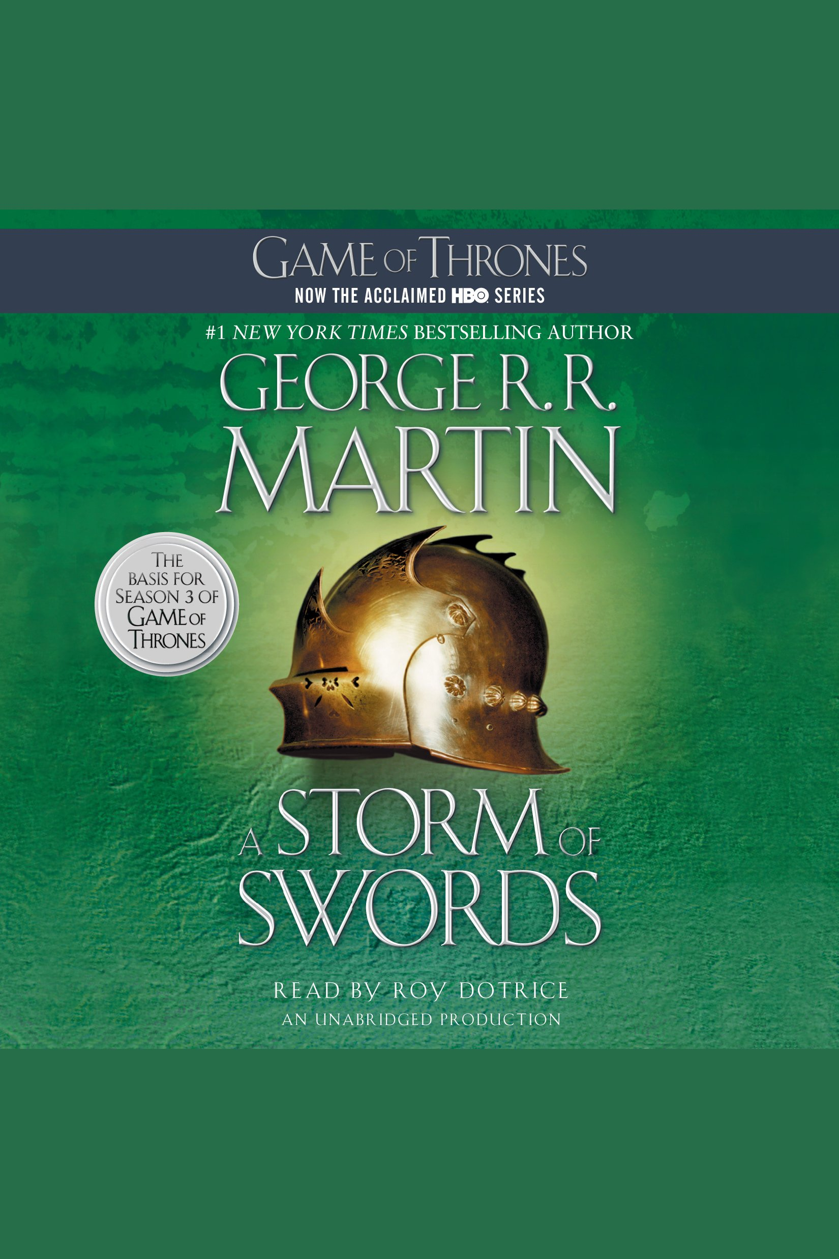 A Storm of Swords A Song of Ice and Fire: Book Three