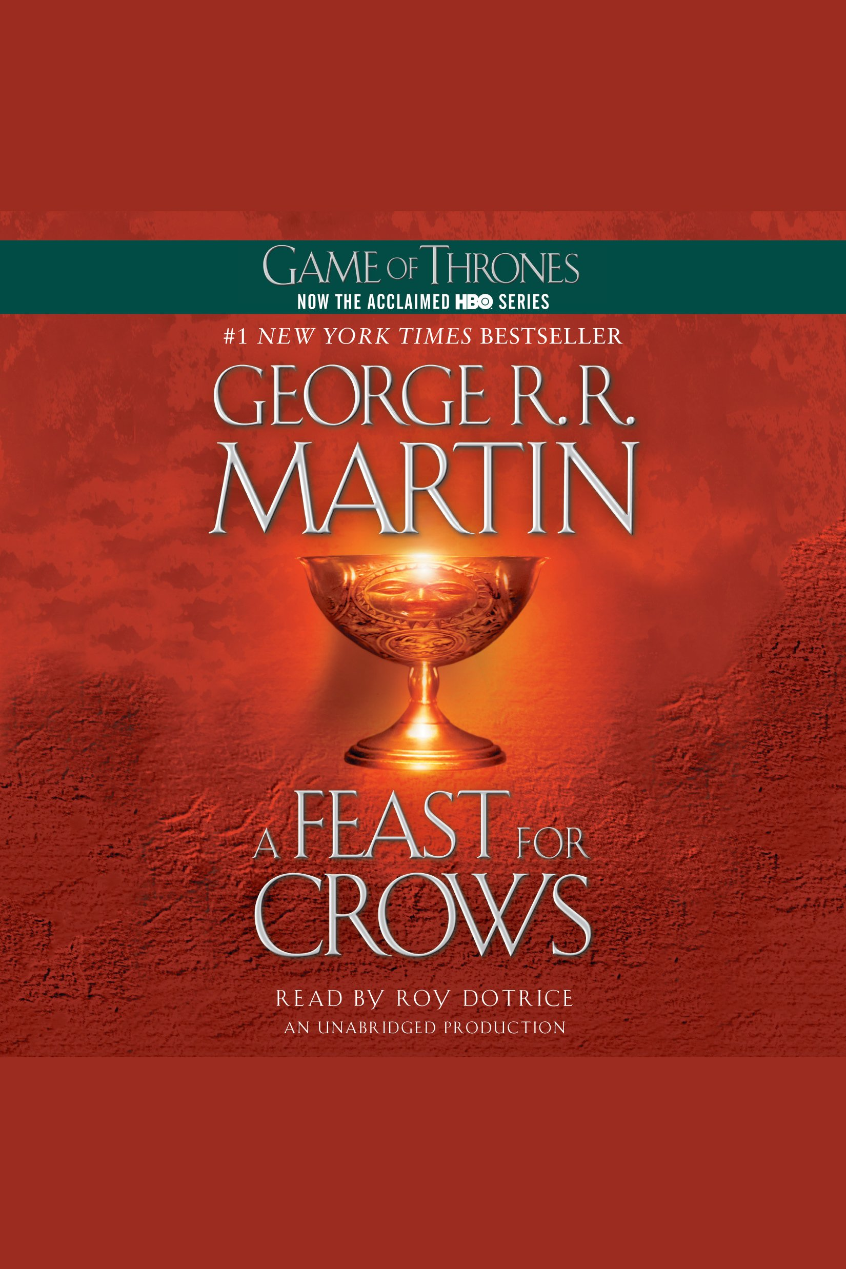 A Feast for Crows A Song of Ice and Fire: Book Four