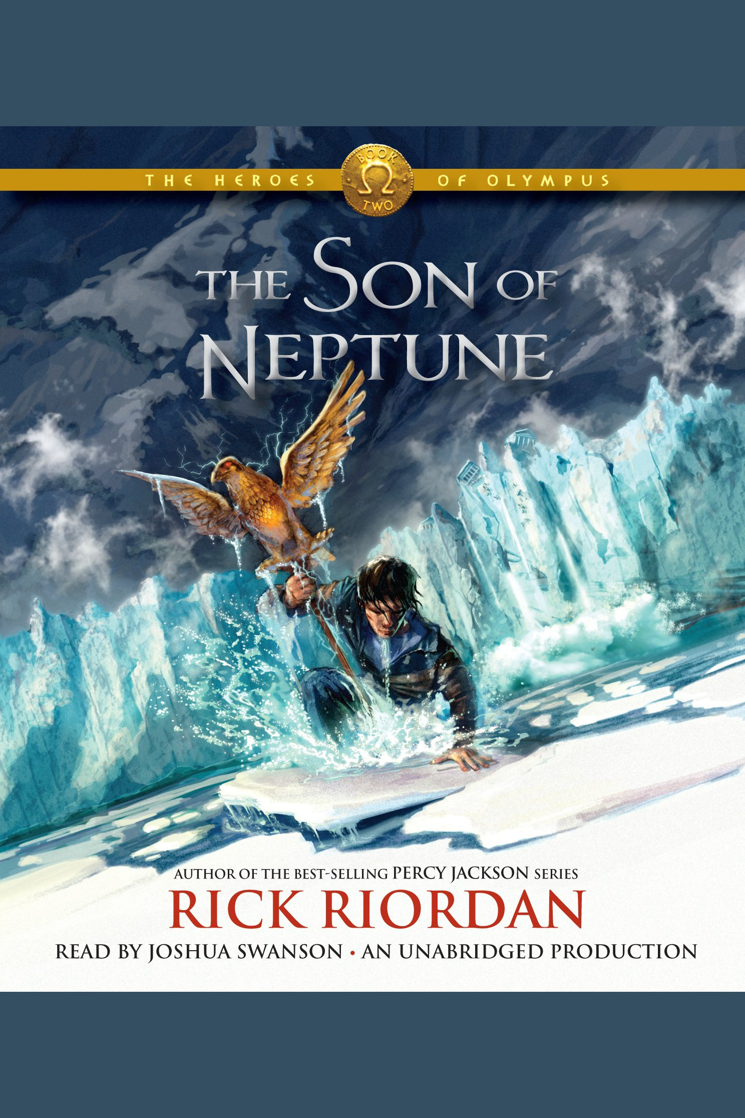 Heroes of Olympus, Book Two: Son of Neptune, The