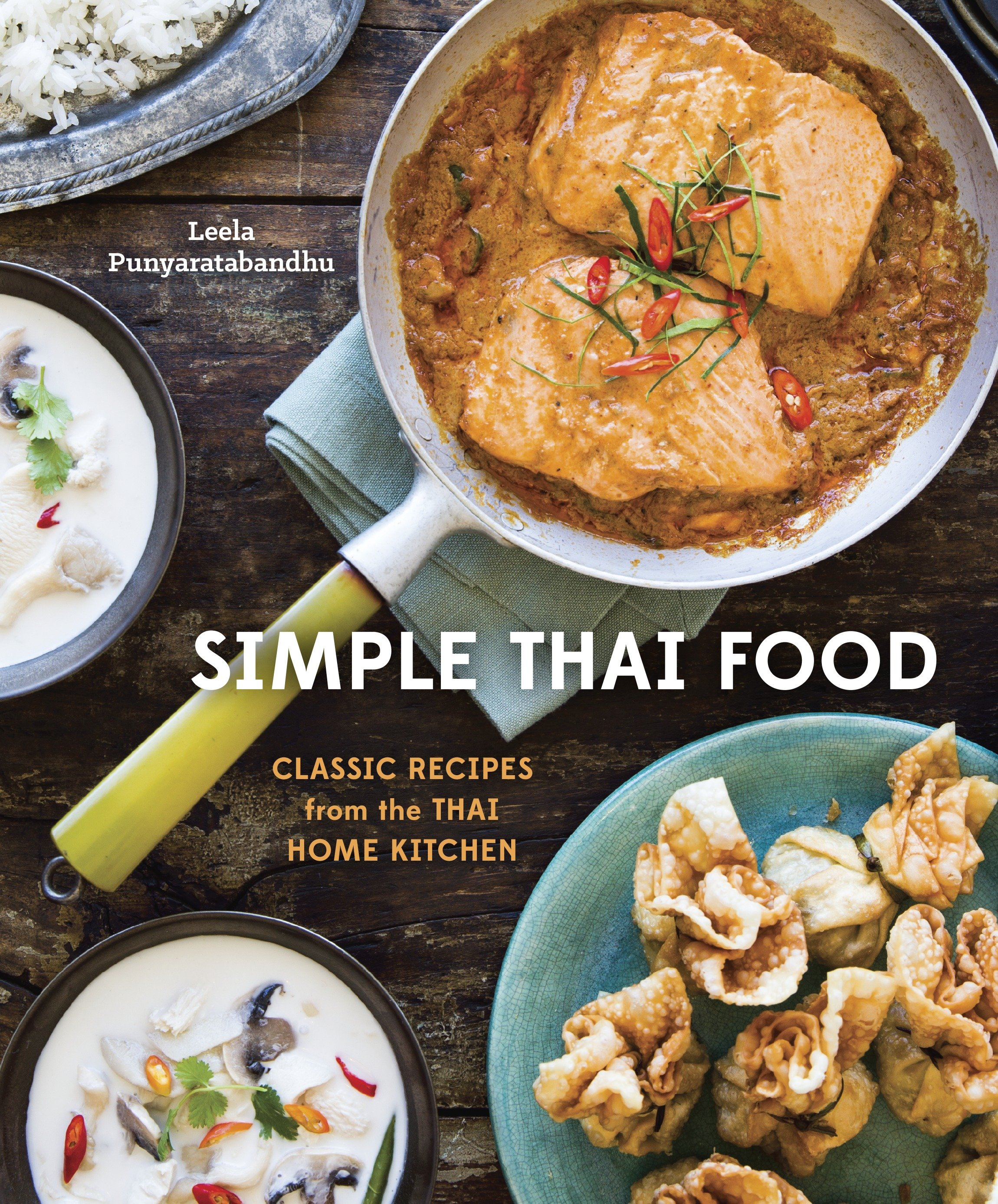 Cover image for Simple Thai Food [electronic resource] : Classic Recipes from the Thai Home Kitchen
