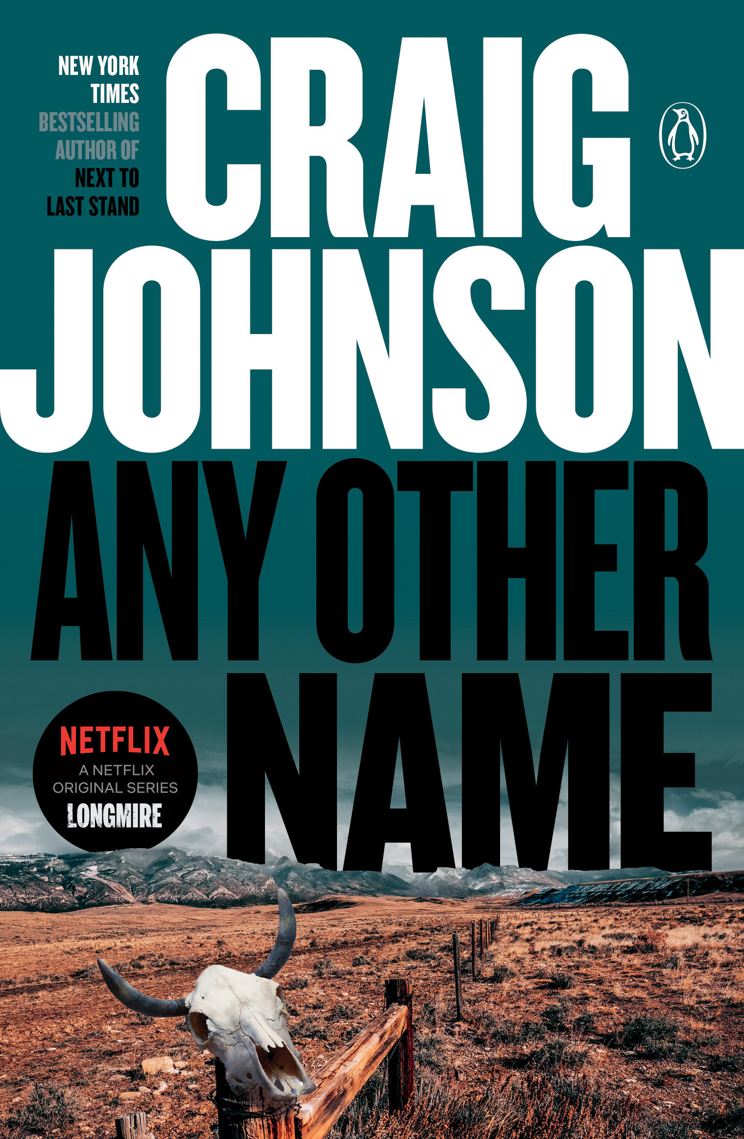 Any Other Name A Longmire Mystery