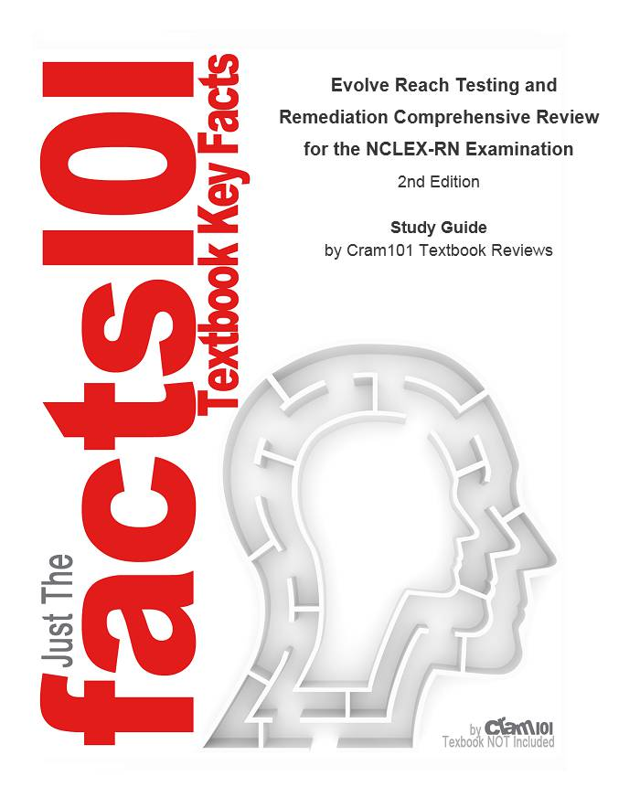 e-Study Guide for: Evolve Reach Testing and Remediation Comprehensive Review for the NCLEX-RN� Examination by HESI, ISBN 9781416047759