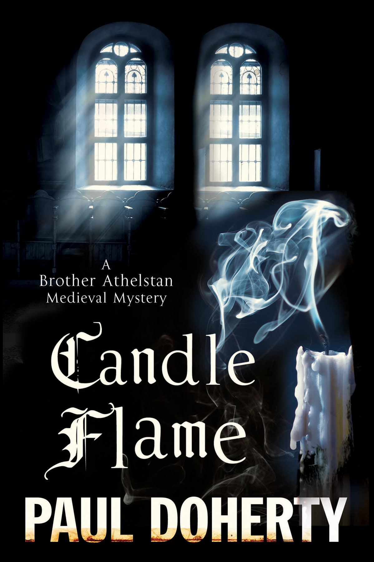 Candle Flame: A novel of Mediaeval London featuring Brother Athelstan