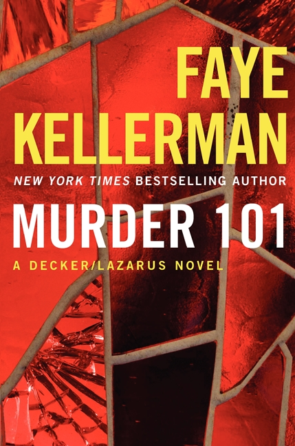 Murder 101 : a Decker/Lazarus novel