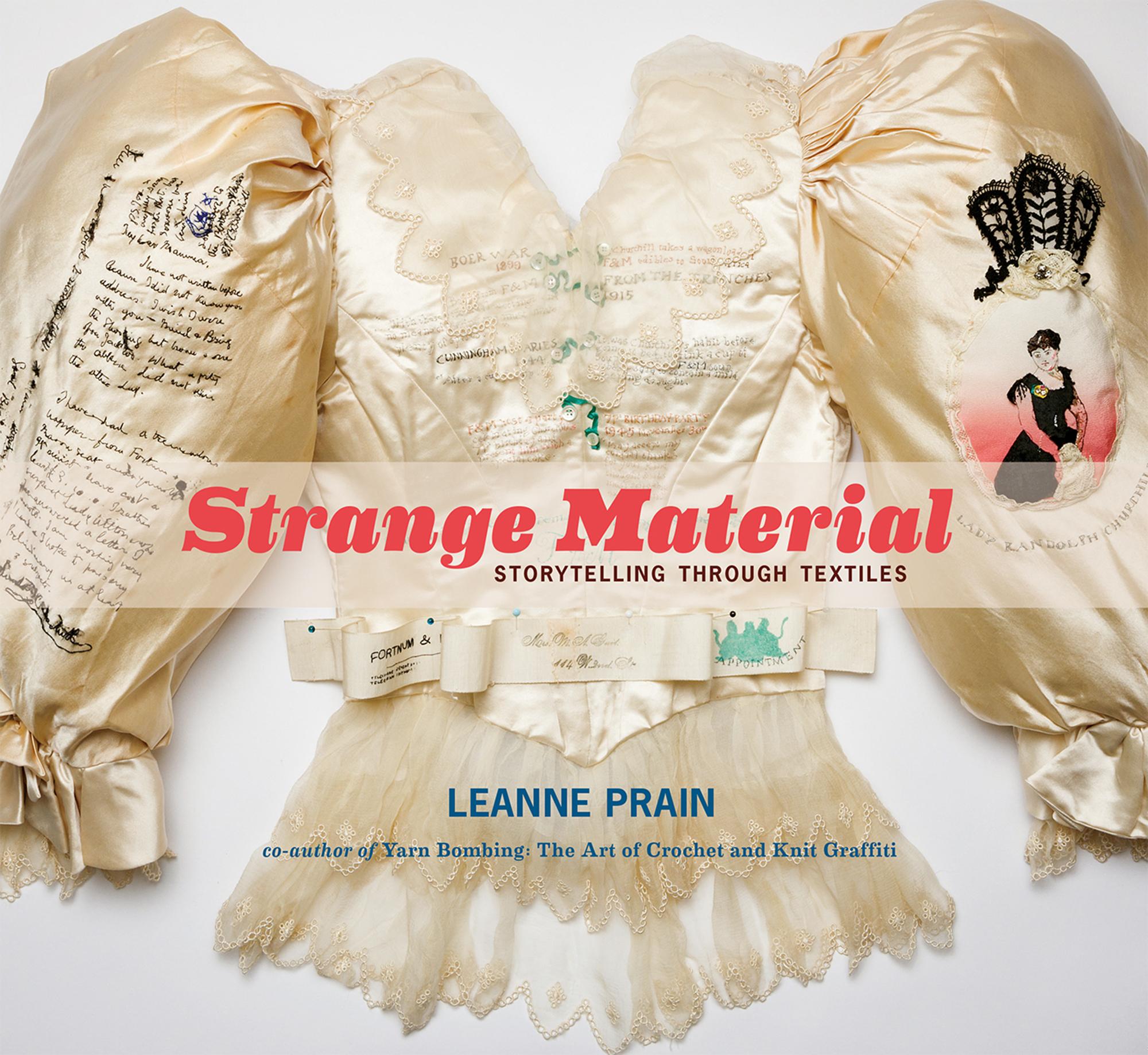 Strange Material Storytelling through Textiles