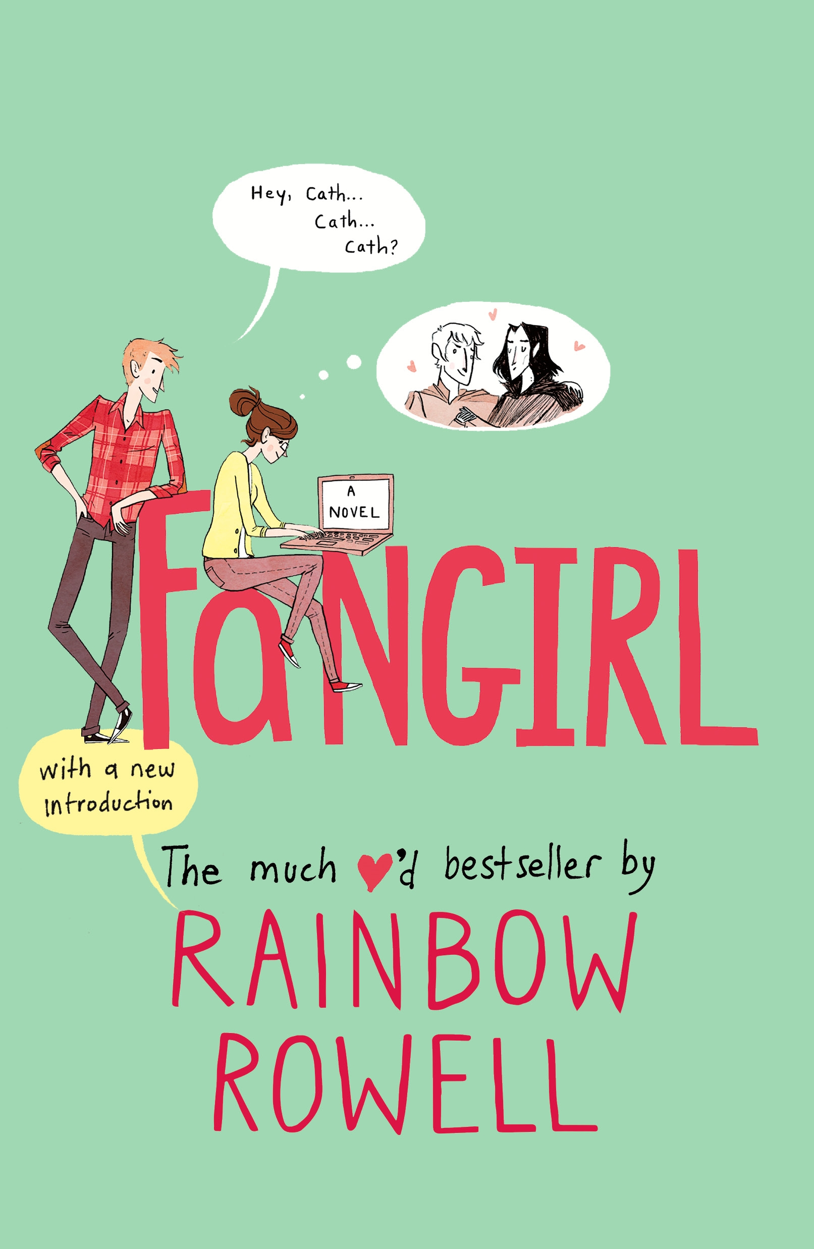 Fangirl A Novel