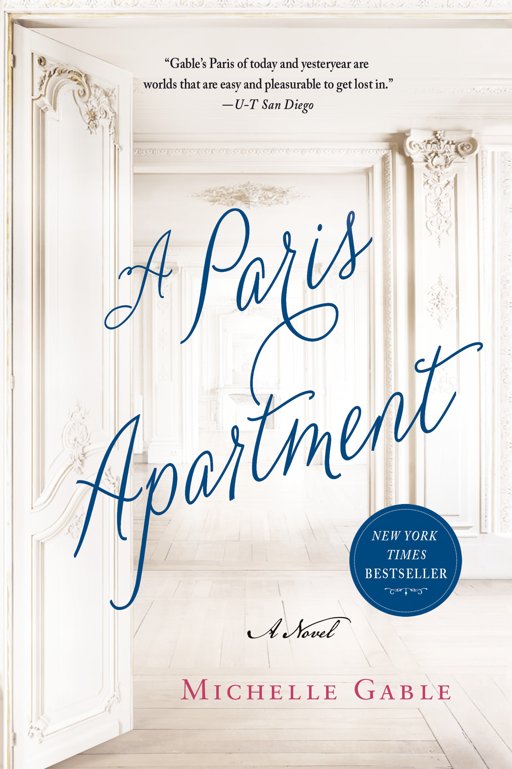 A Paris Apartment A Novel