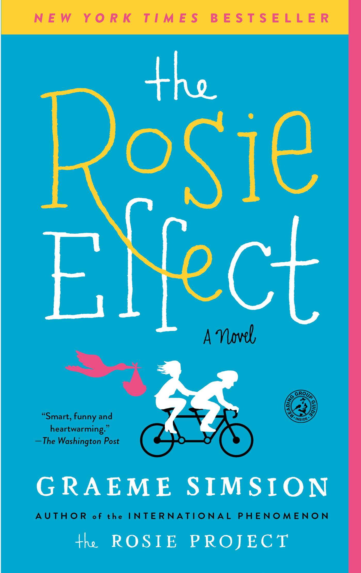 The Rosie Effect A Novel
