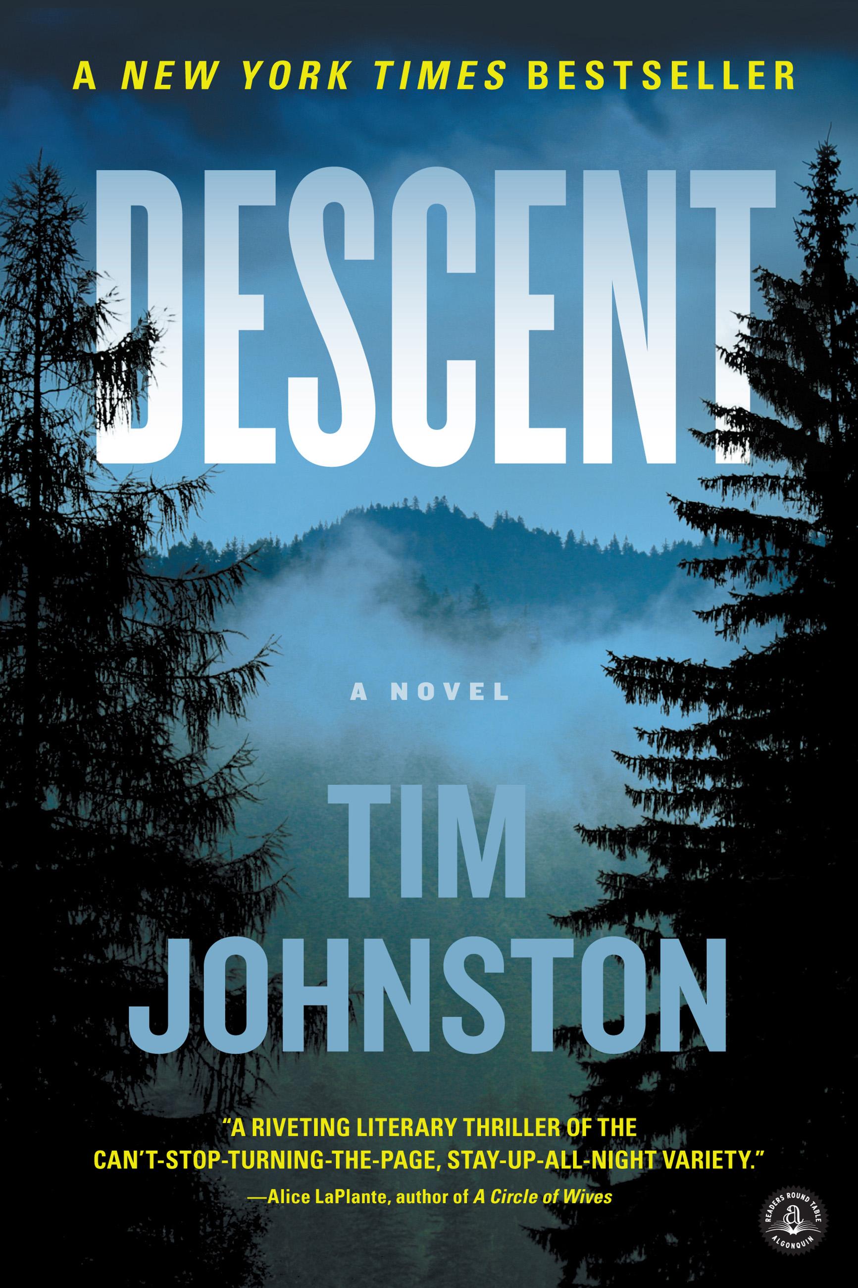 Descent A Novel