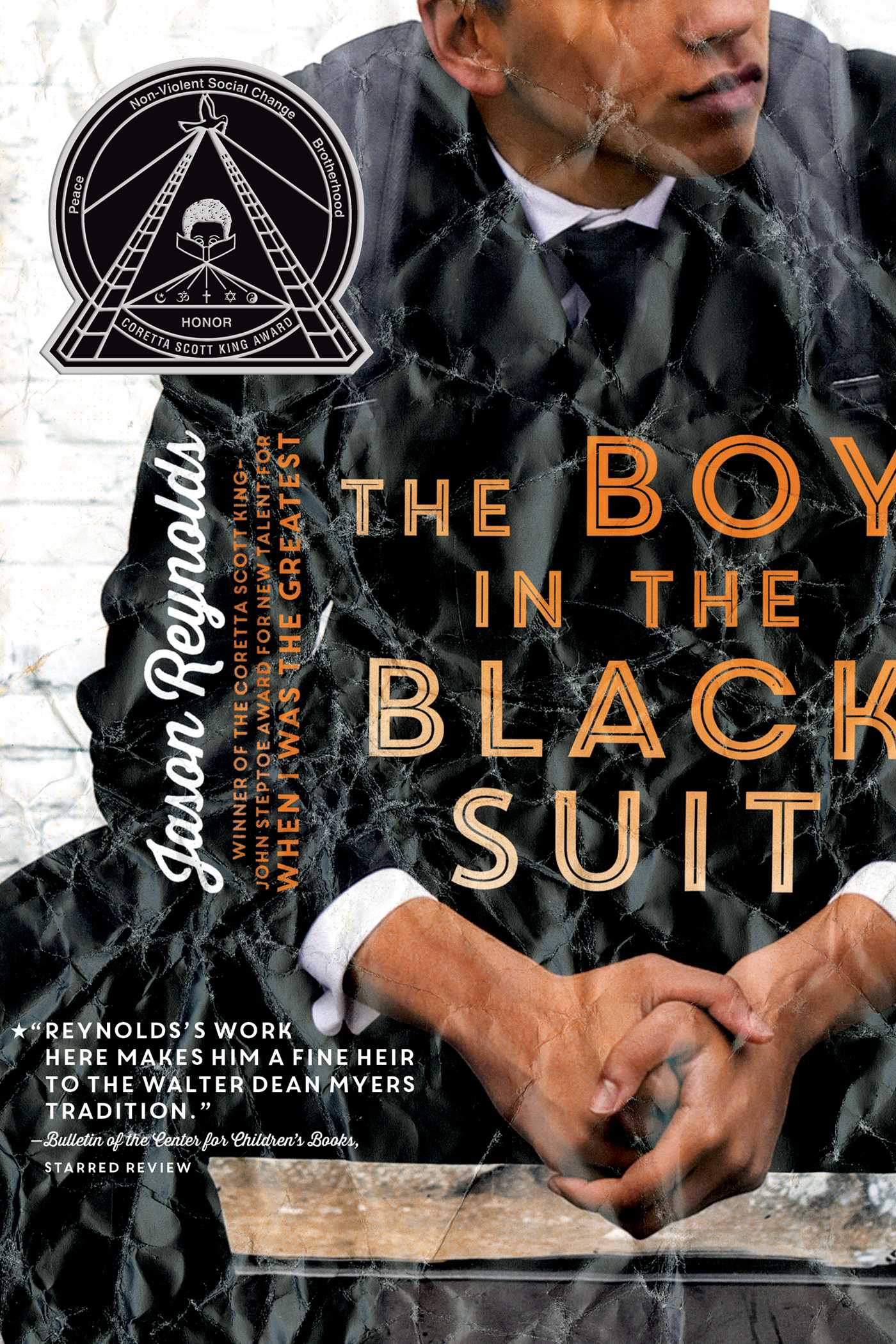 The Boy in the Black Suit [electronic resource]