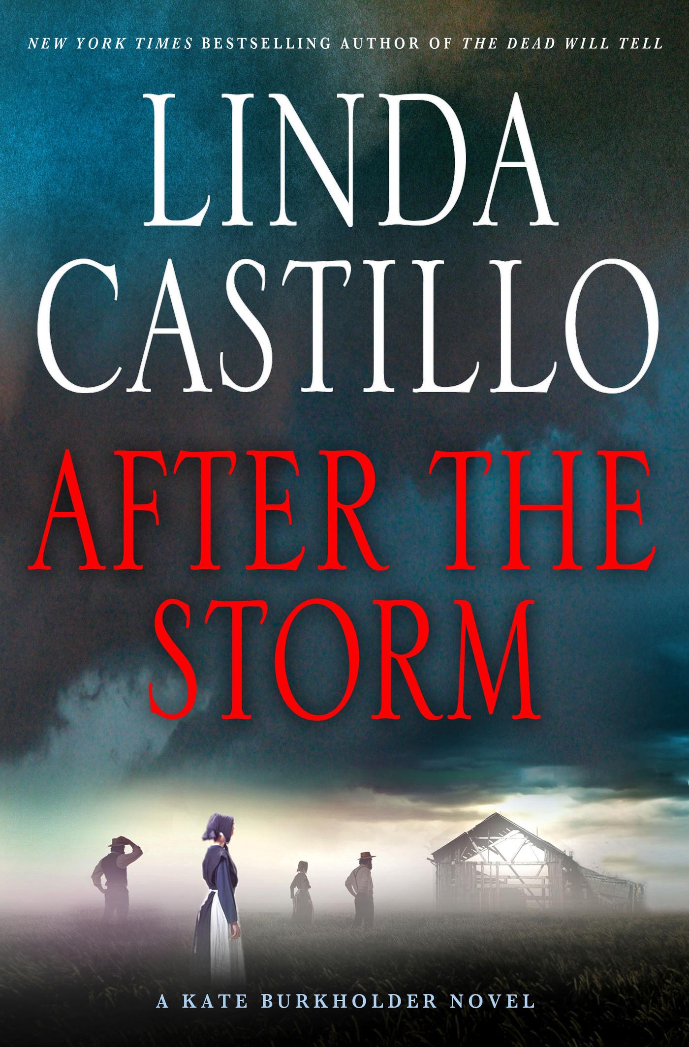 After the Storm A Kate Burkholder Novel