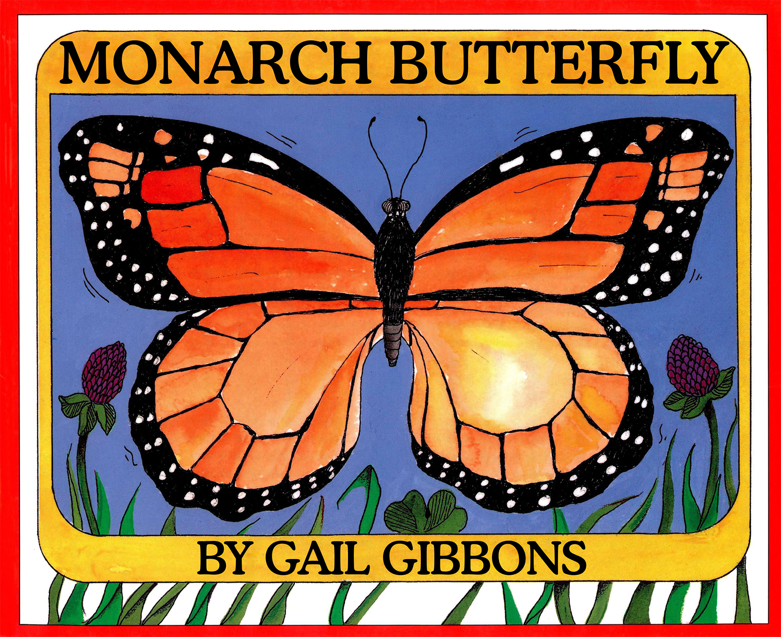 Cover image for Monarch Butterfly [electronic resource] :